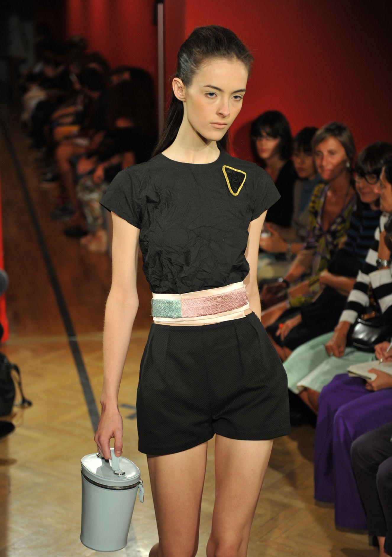 Spring 2013 Fashion Show Andrea Incontri
