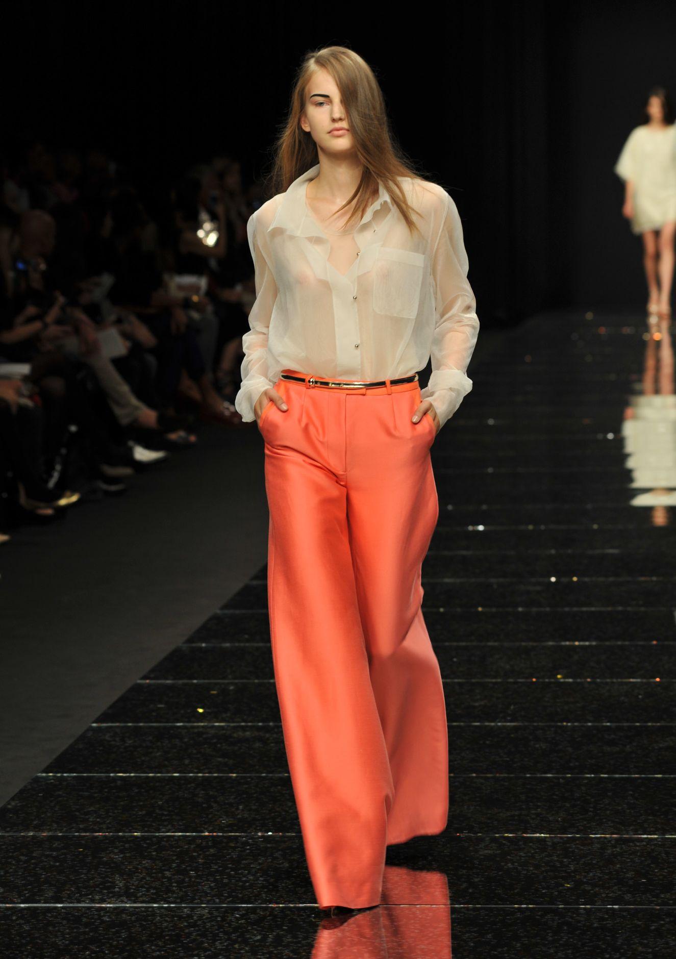Spring 2013 Fashion Show Anteprima