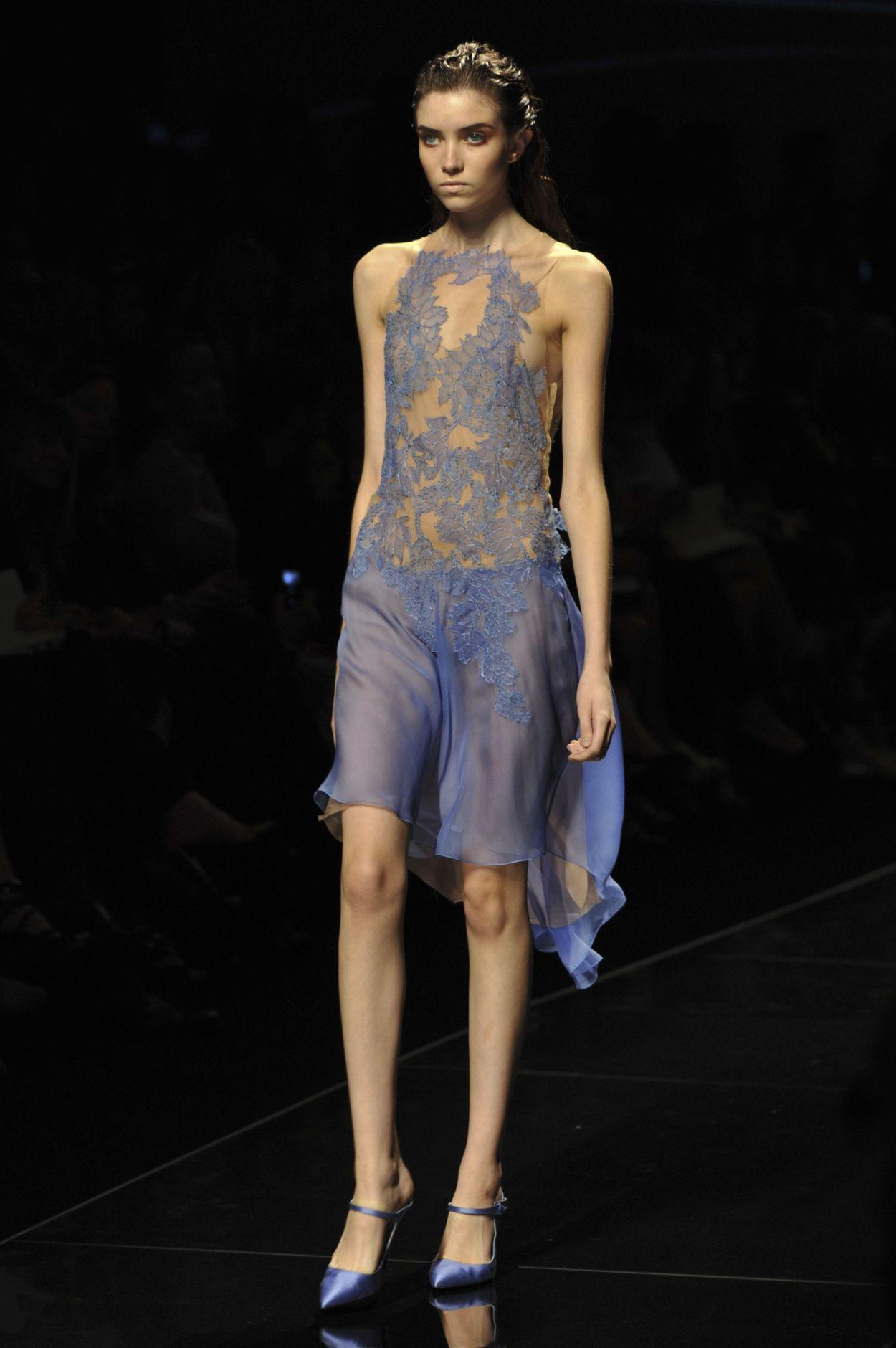 Spring 2013 Fashion Trends Alberta Ferretti