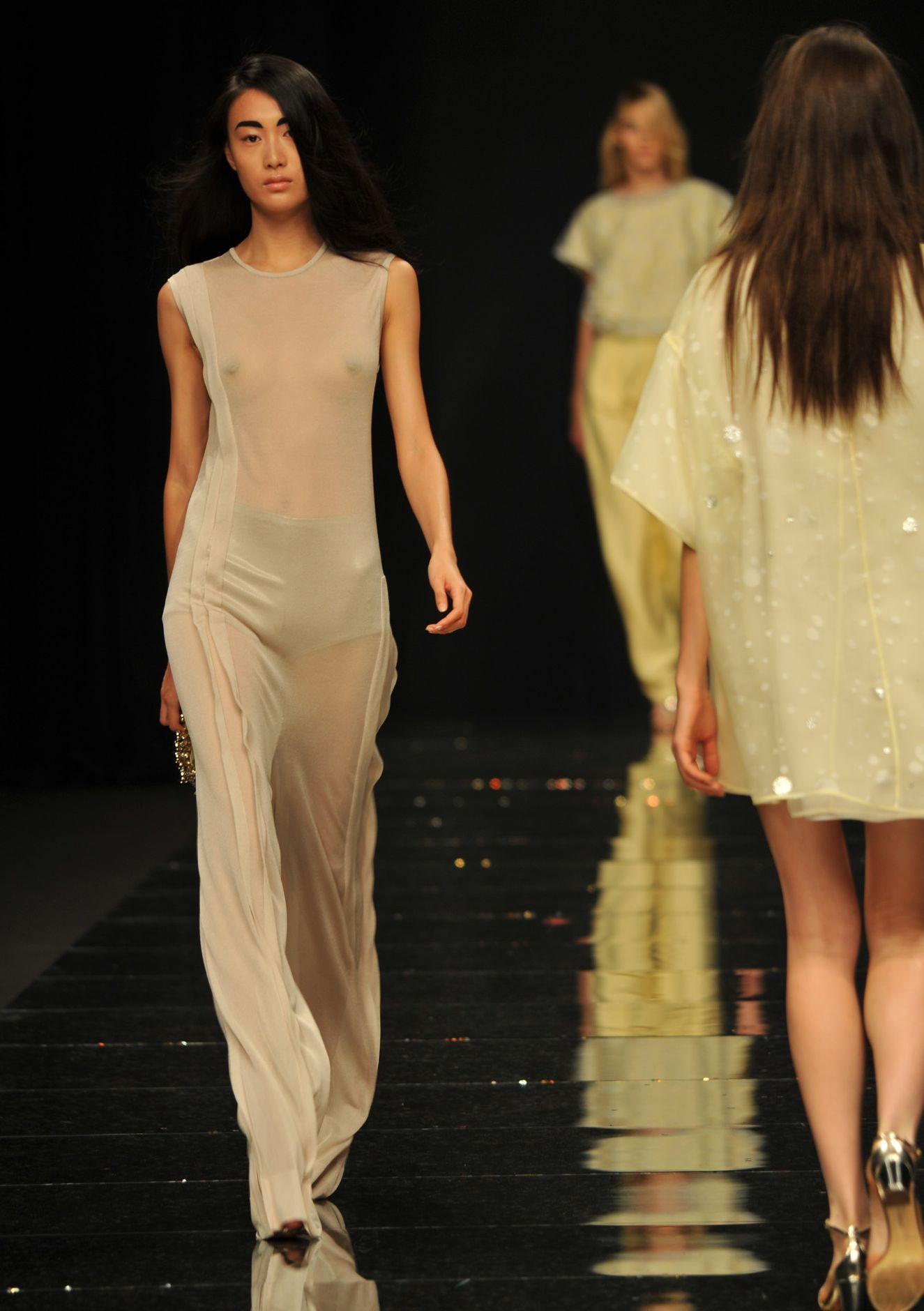 Spring 2013 Women Fashion Show