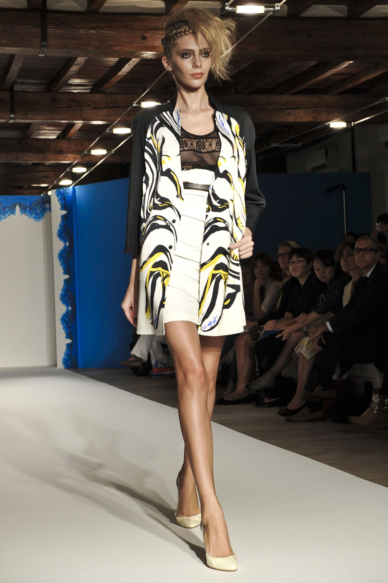 Spring Summer 2013 Fashion Women's Collection Paola Frani