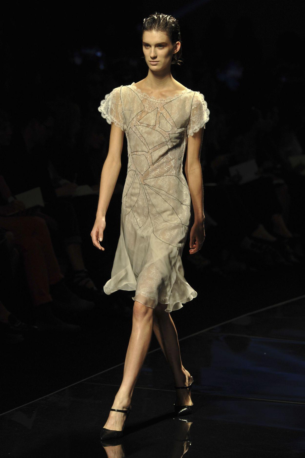 Summer 2013 Fashion Show Alberta Ferretti