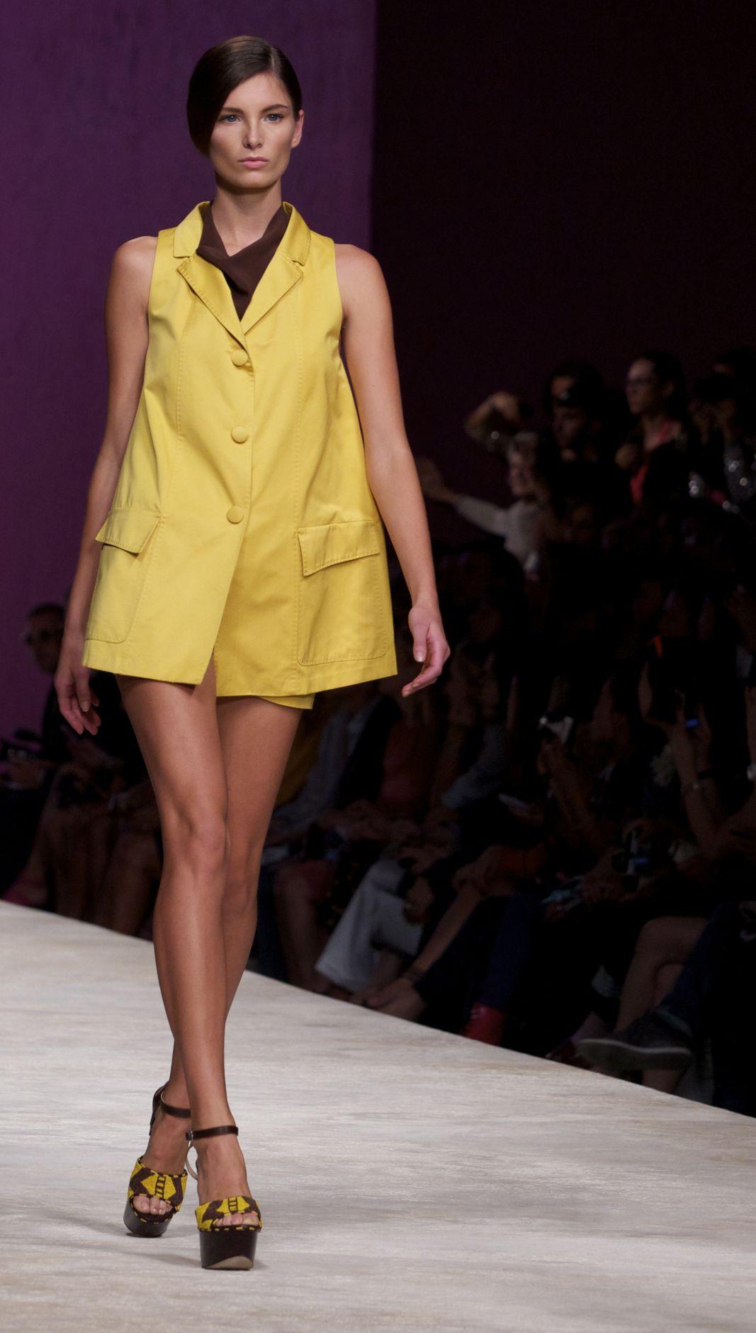 Summer 2013 Fashion Show Ermanno Scervino