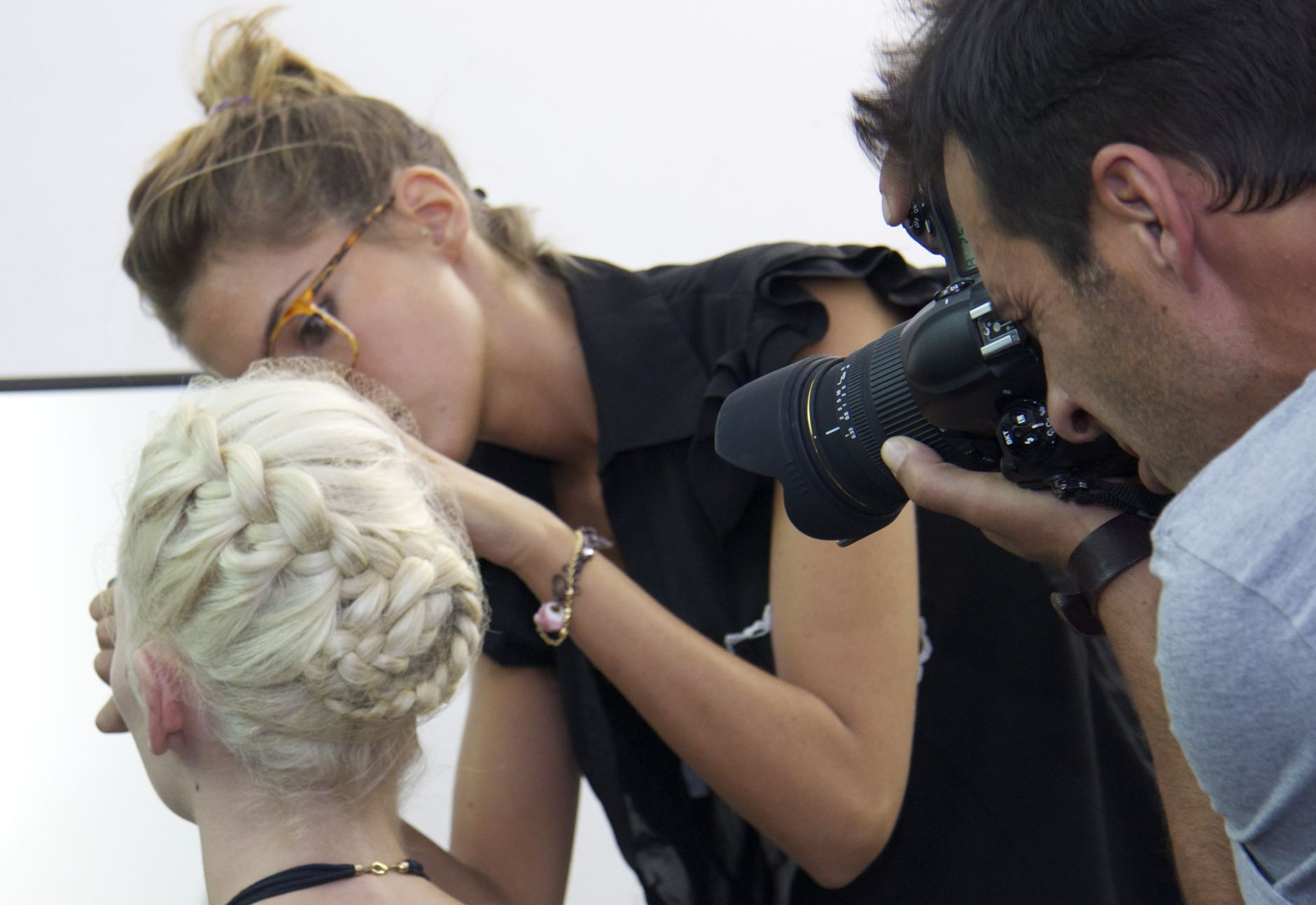 Backstage Jo No Fui Spring Summer 2013 Women Collection Milano Fashion Week Fashion Show