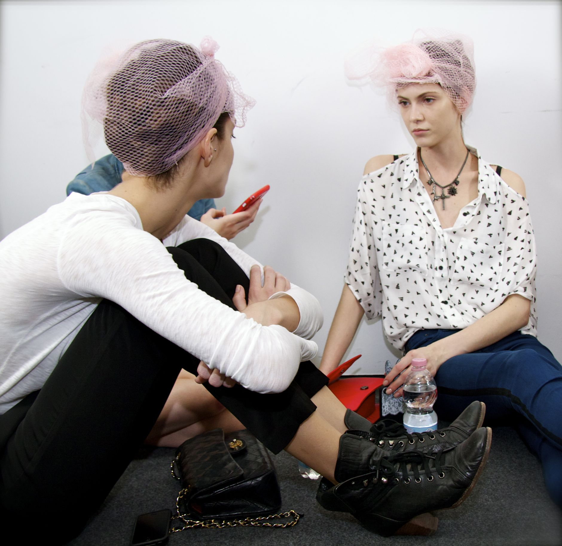 Backstage Jo No Fui Spring Summer 2013
