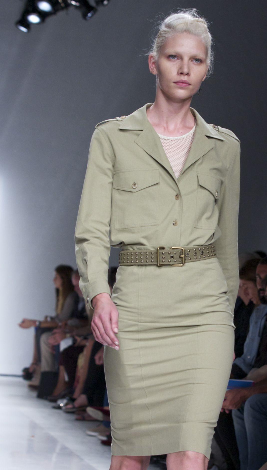 Catwalk Jo No Fui Spring Summer 2013 Women Collection Milano Fashion Week
