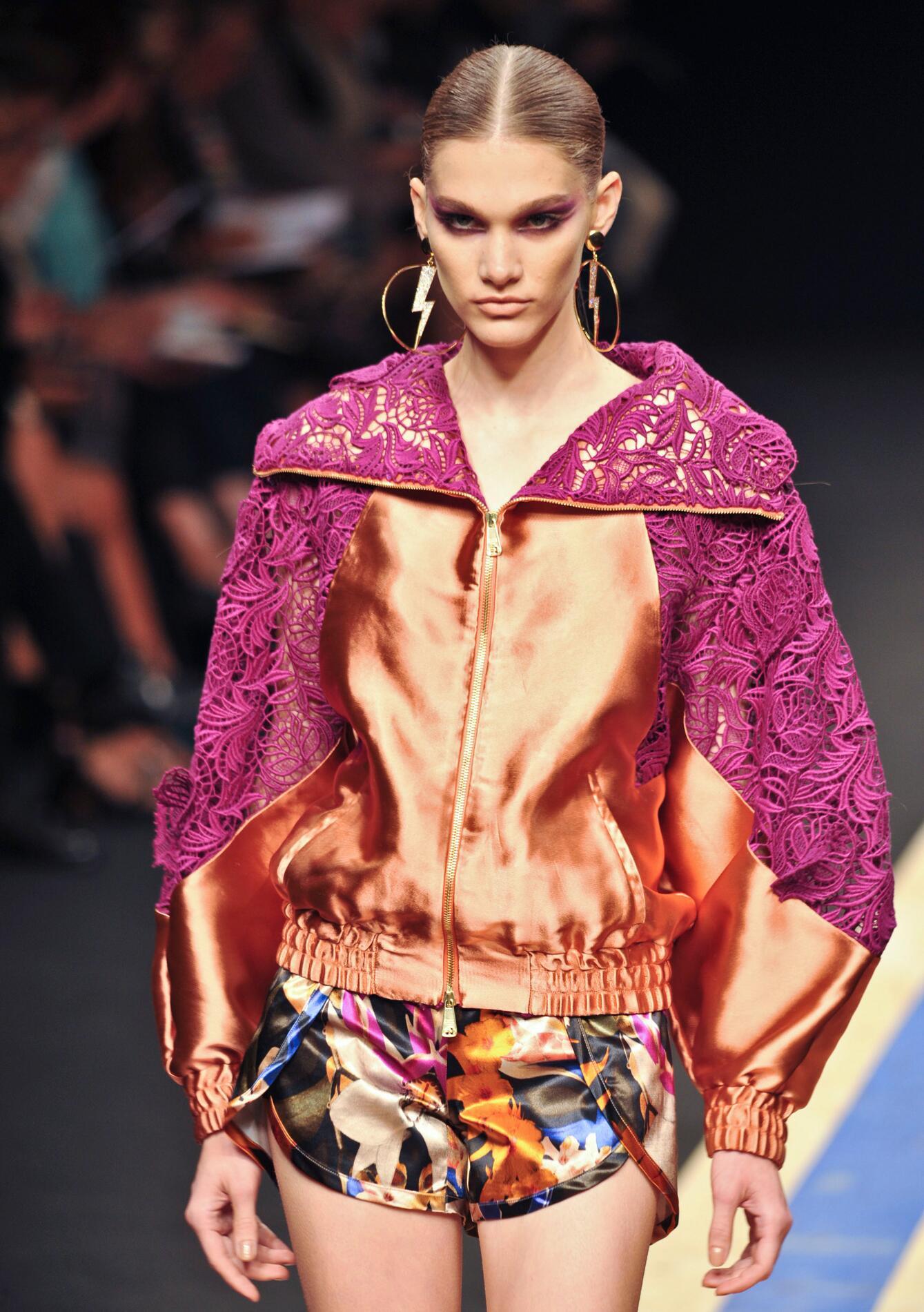Frankie Morello 2013 Spring-Summer Women's Collection