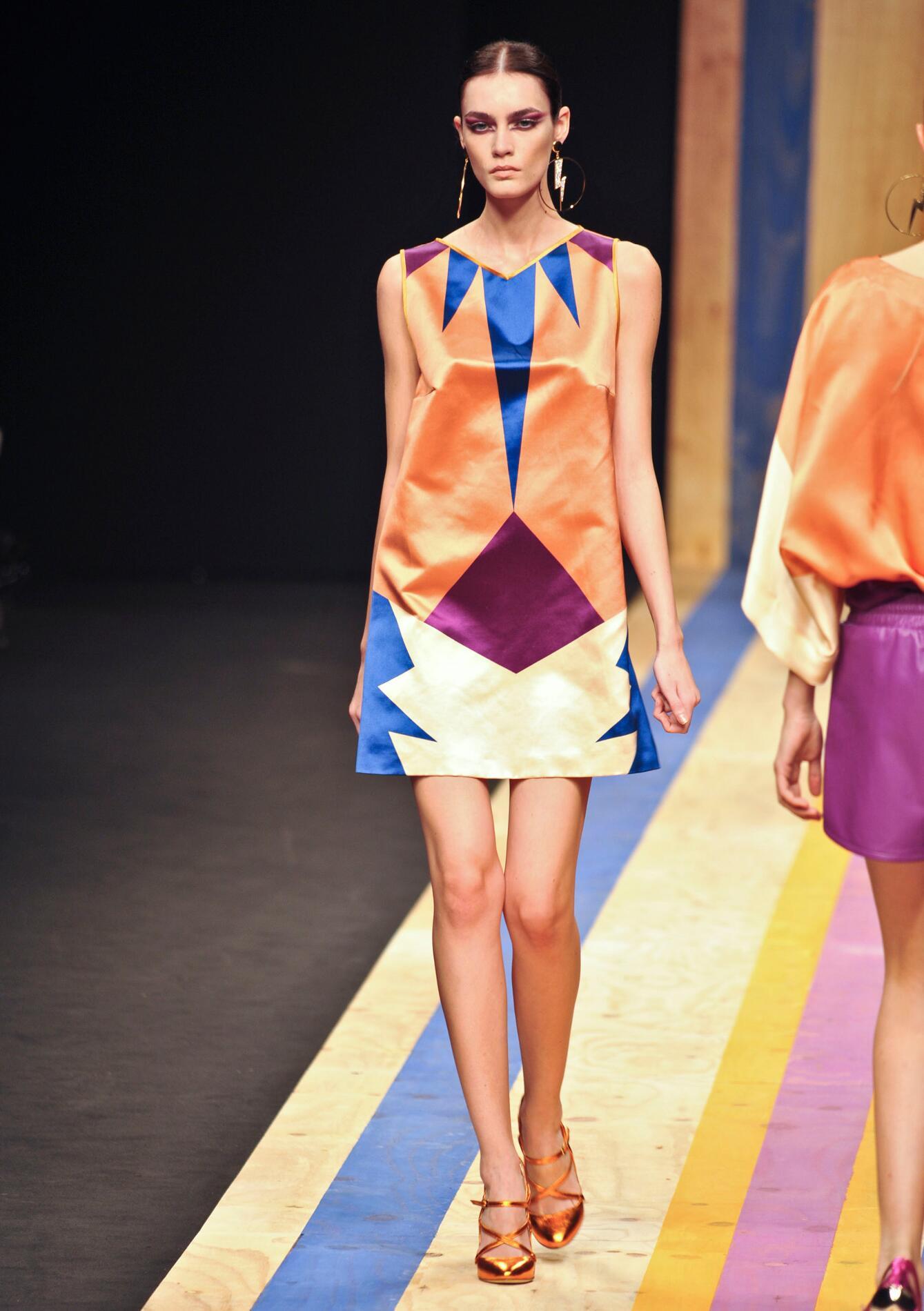 Frankie Morello Fashion Model