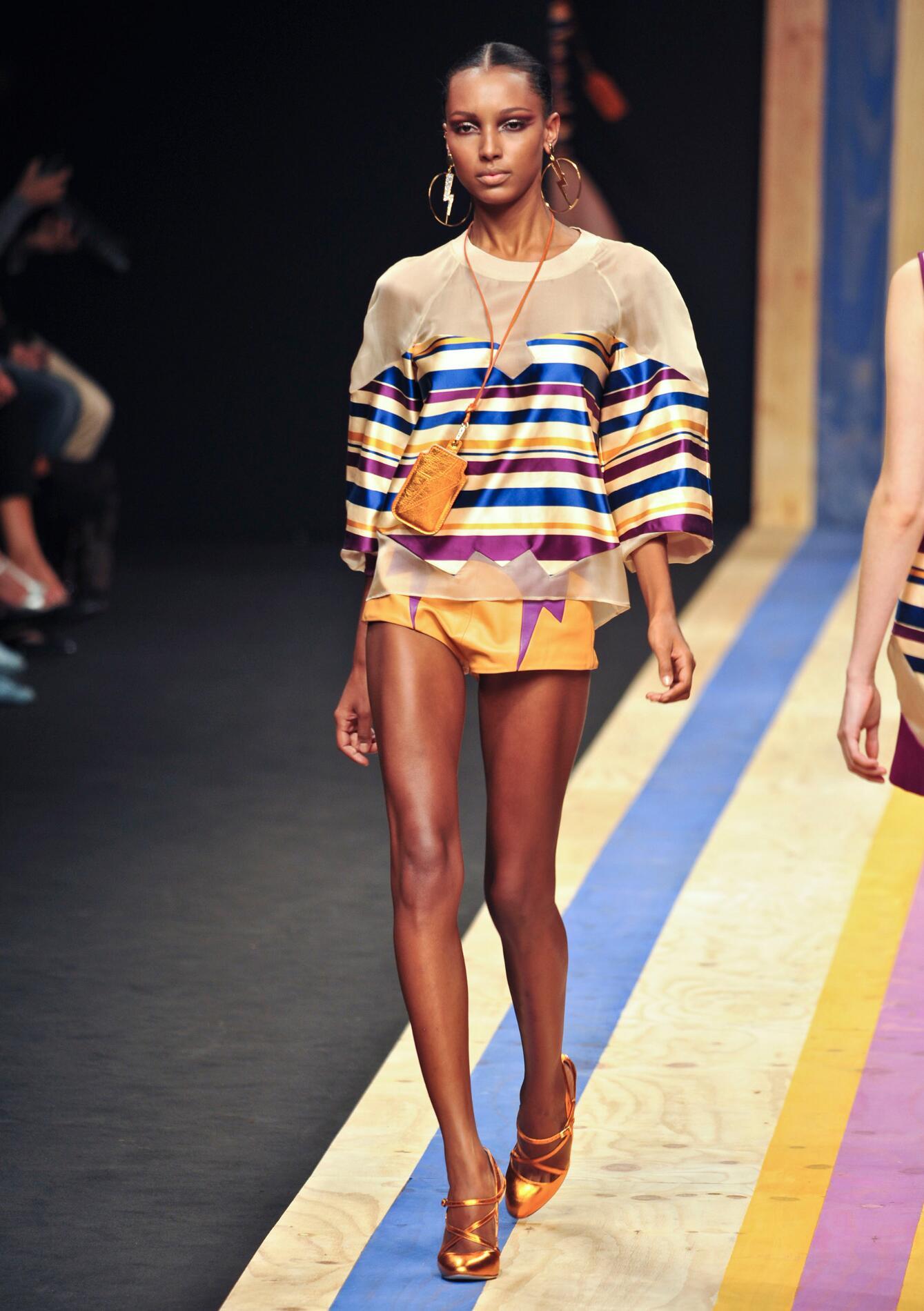 Frankie Morello Spring Summer 2013 Women Collection Milano Fashion Week Fashion Show