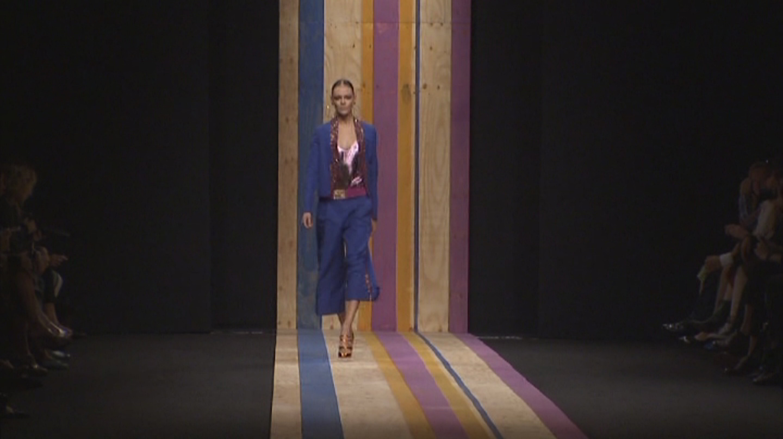 Frankie Morello Spring Summer 2013 Women's Fashion Show - Milano Fashion Week