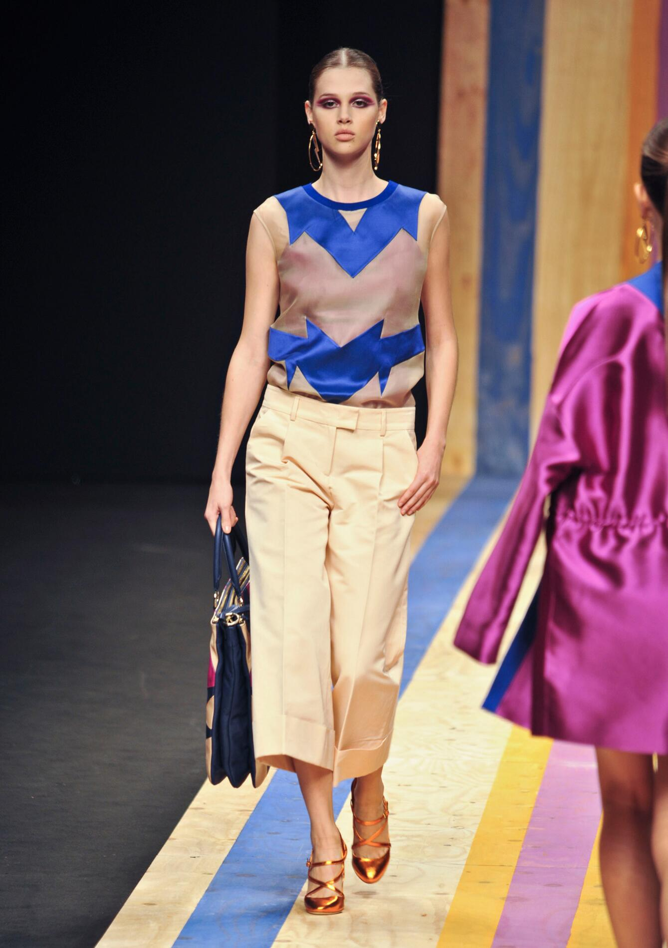 Frankie Morello Spring Summer 2013 Womenswear Collection Milano Fashion Week