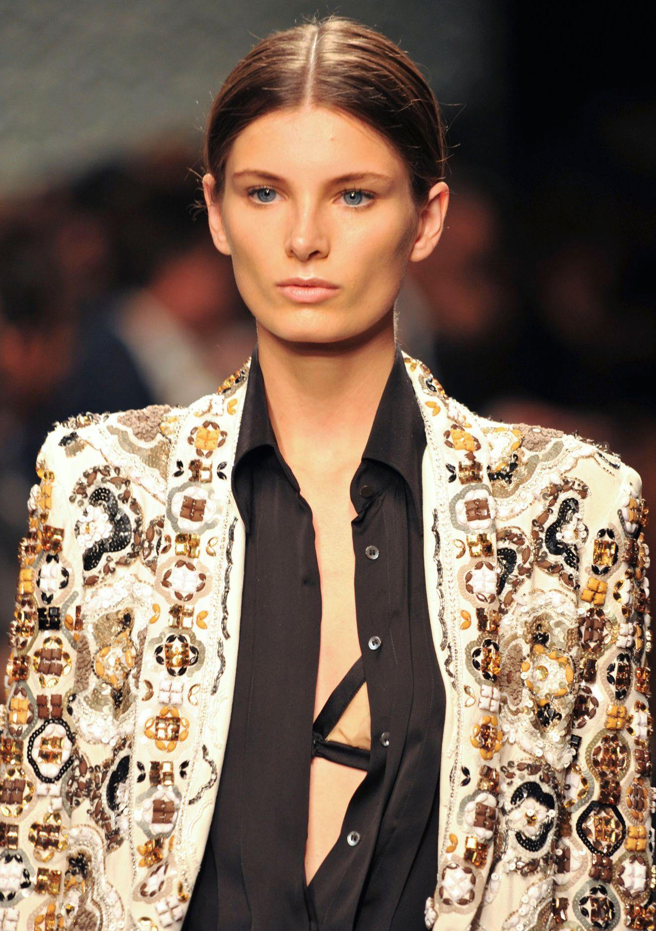 Iceberg Fashion Show Spring 2013 Milan Fashion Week