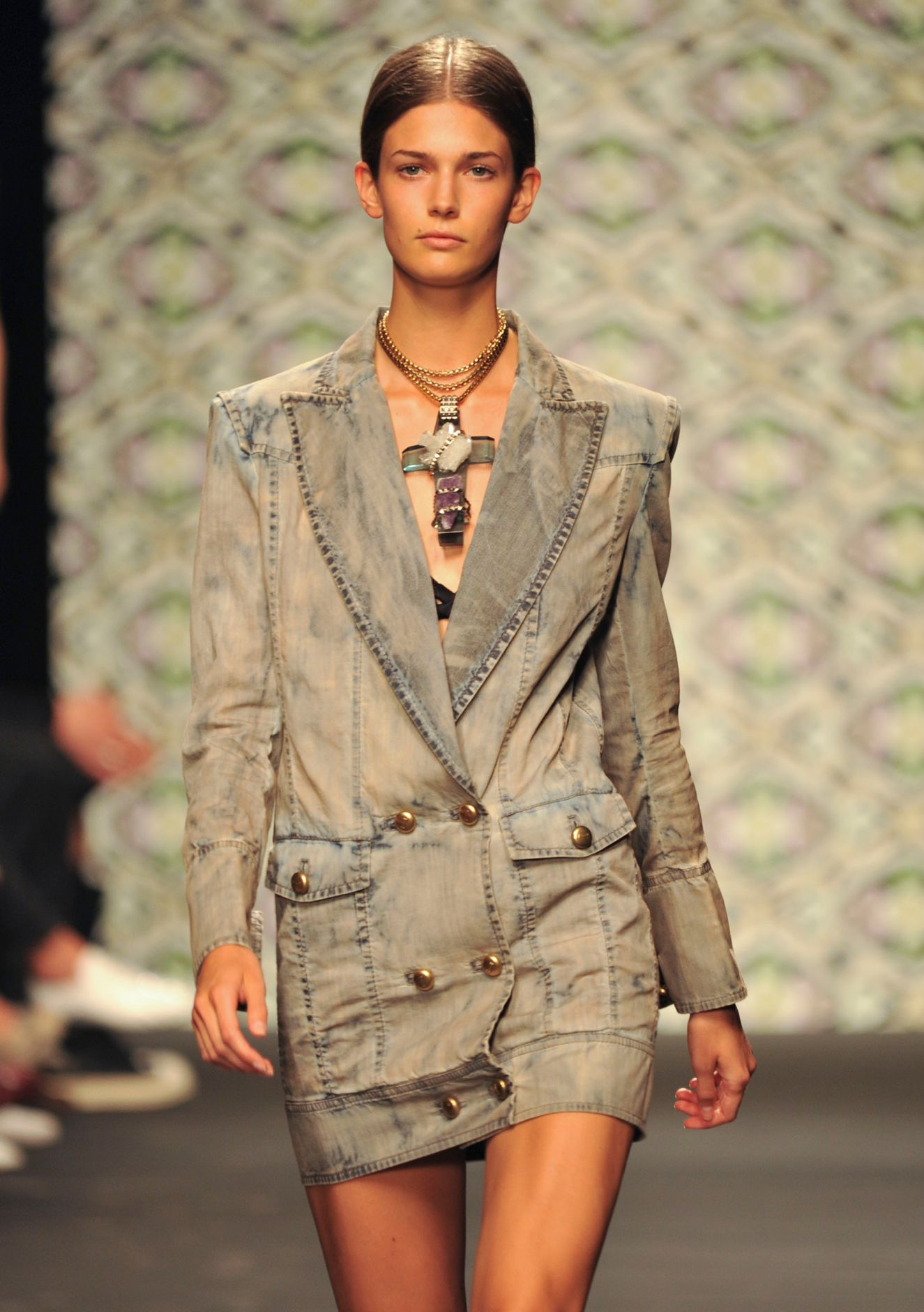 Iceberg Spring Summer 2013 Women Collection Milano Fashion Week Fashion Show