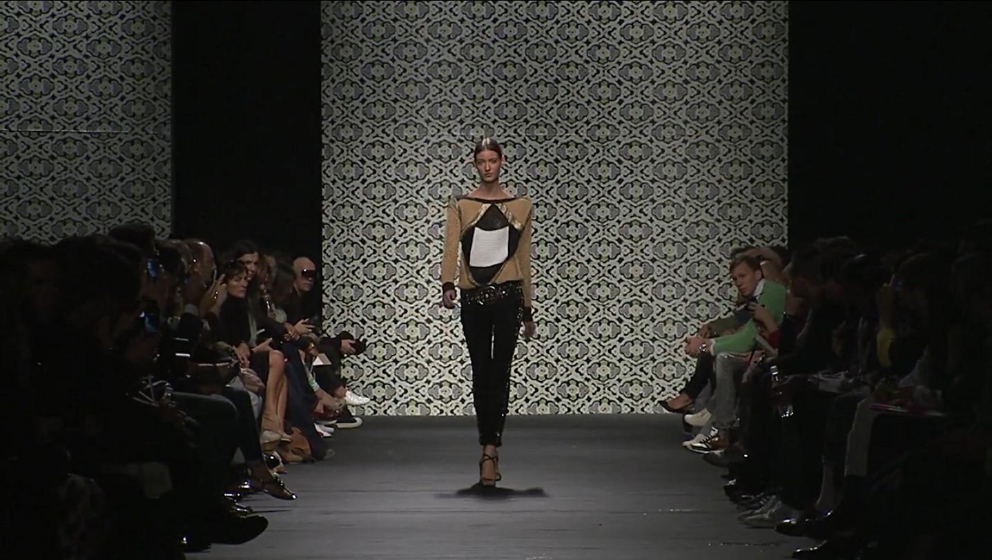 Iceberg Spring Summer 2013 Women's Fashion Show - Milano Fashion Week
