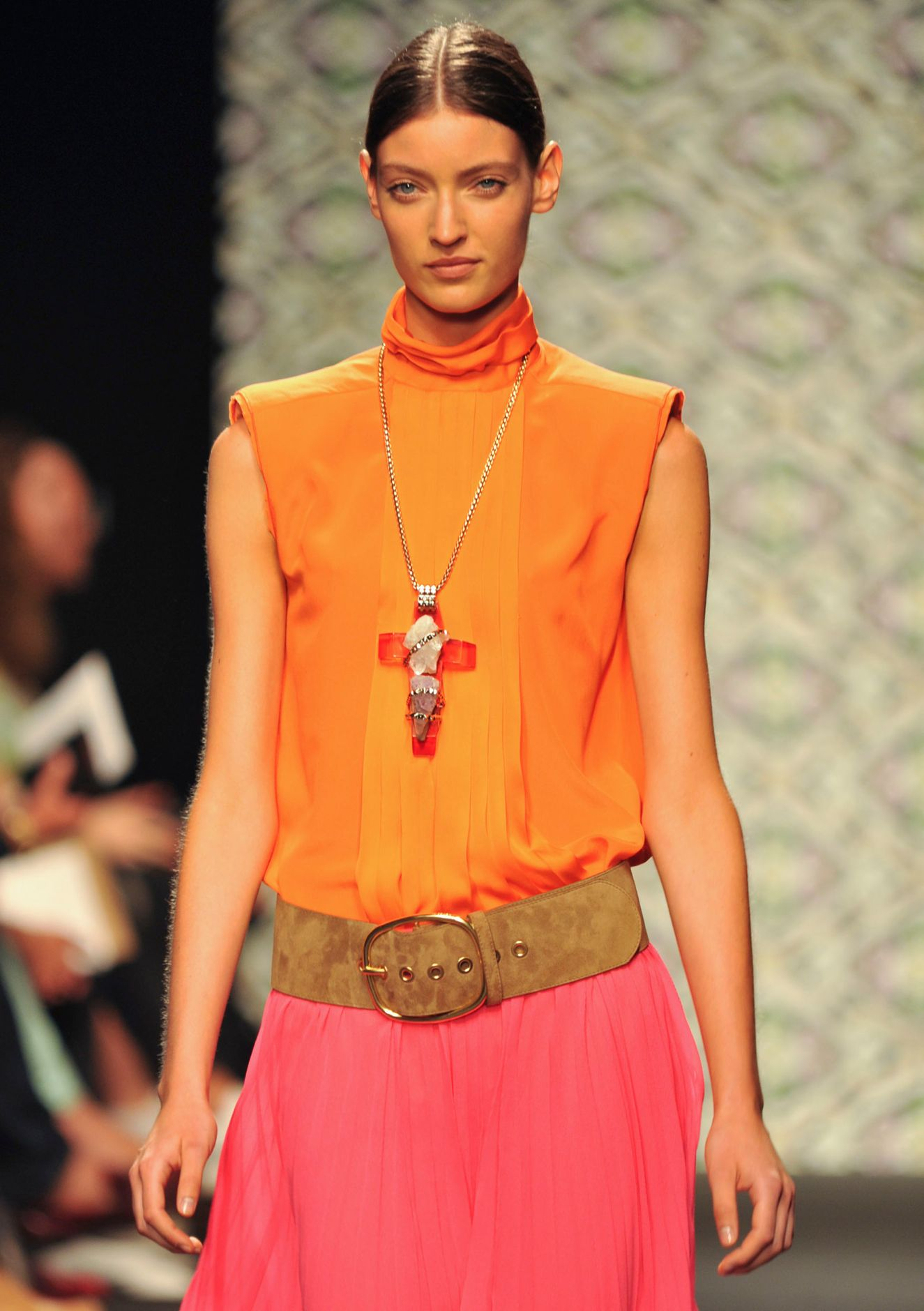 Iceberg Summer Color Fashion Trends 2013