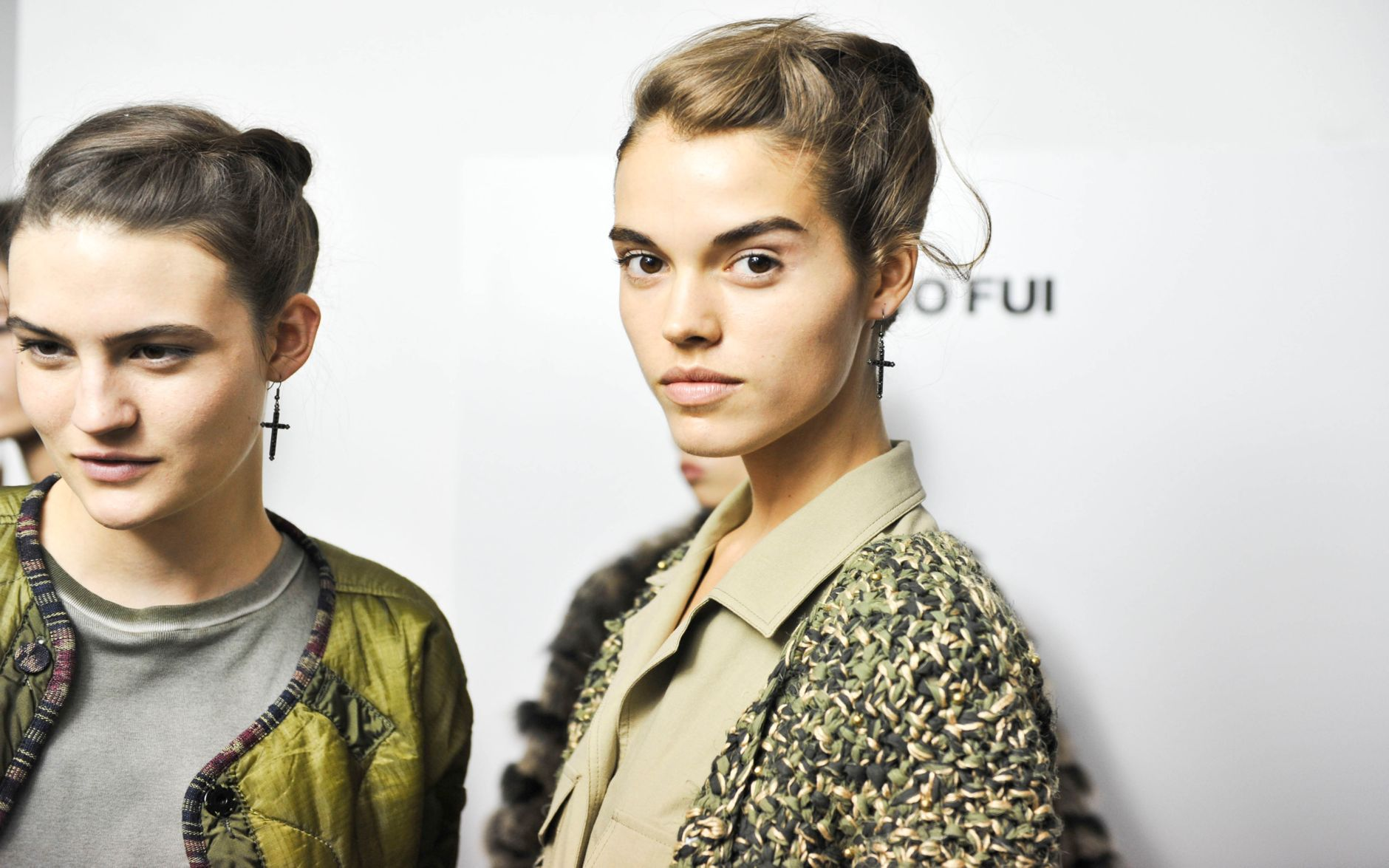 Jo No Fui Backstage SS 2013 Milano Fashion Week