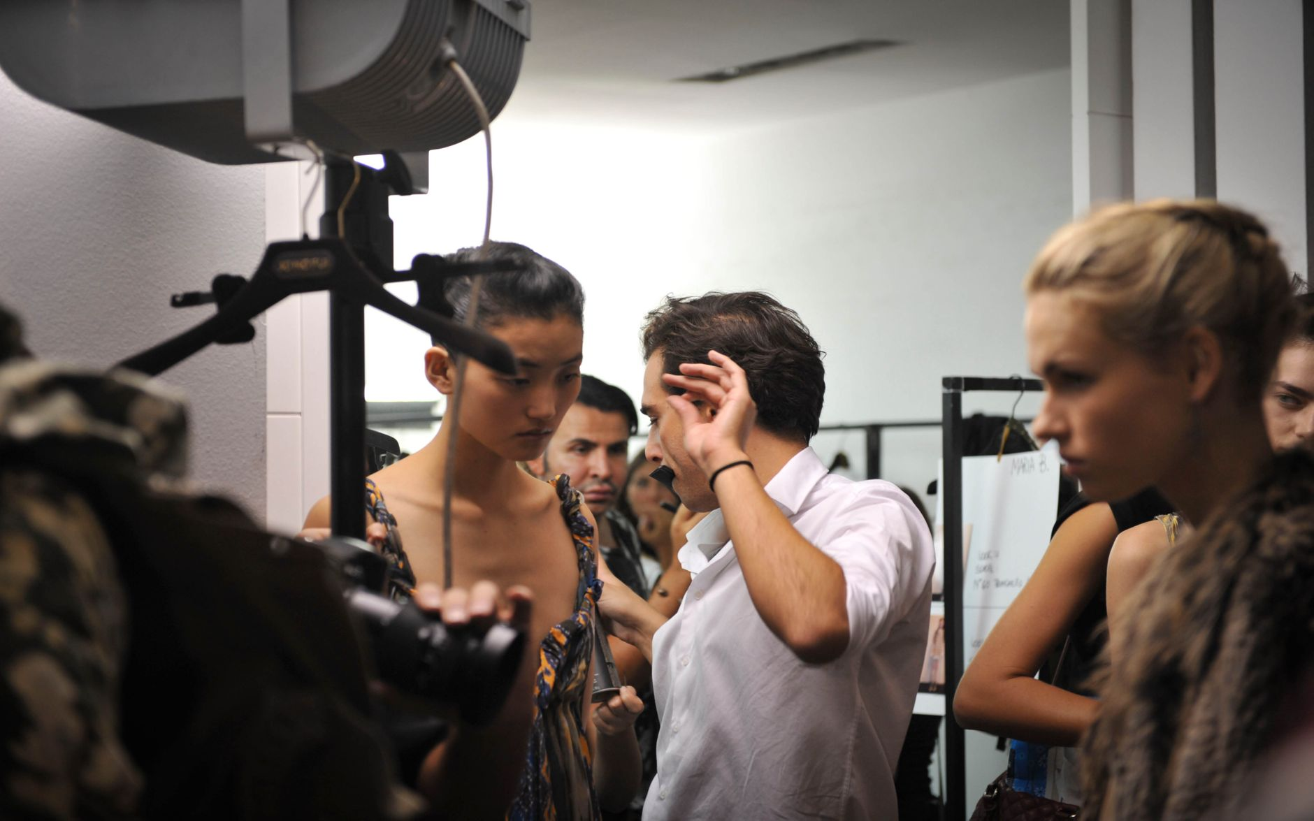 Jo No Fui Backstage SS 2013
