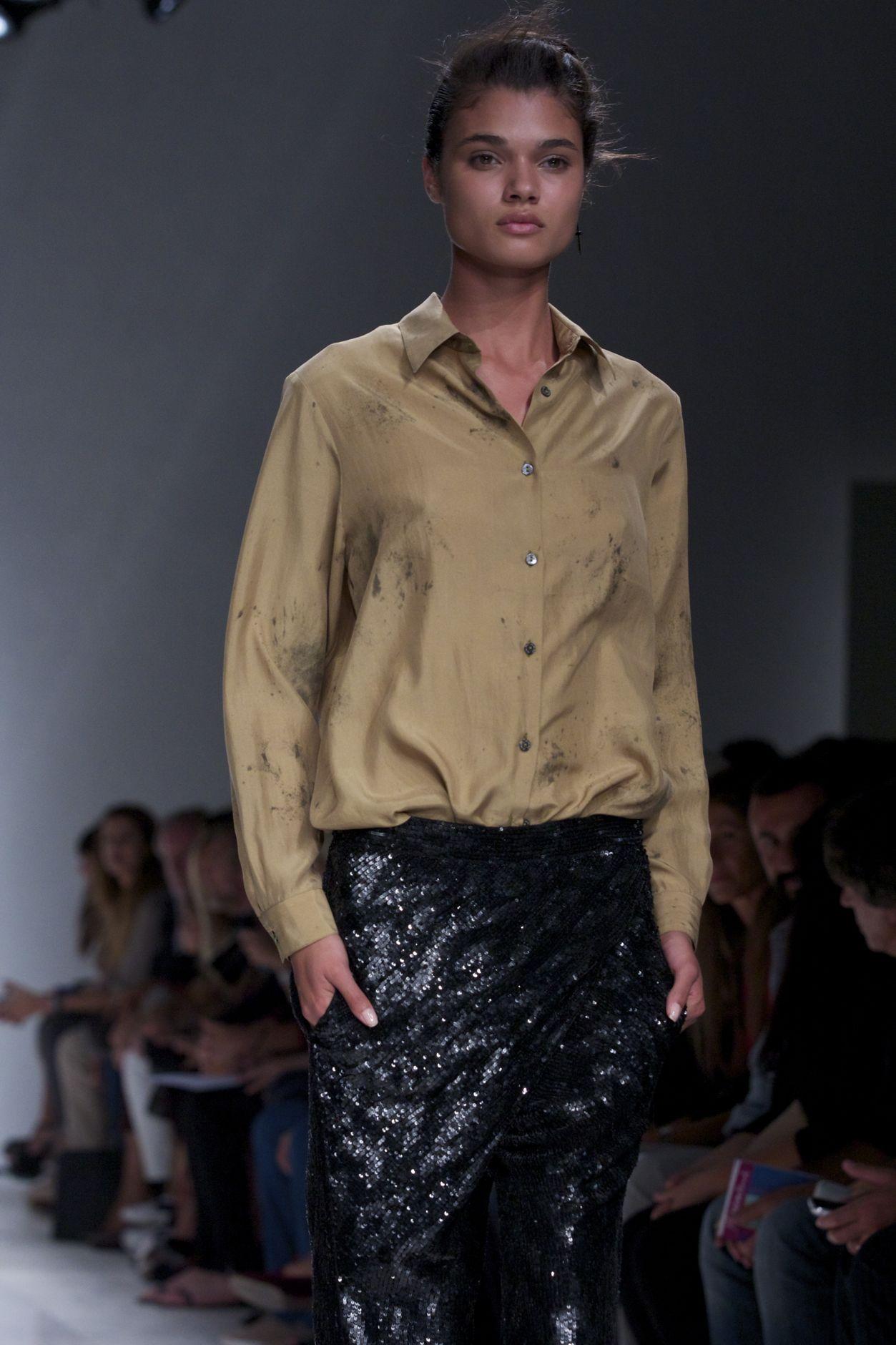 Jo No Fui Spring Summer 2013 Women Collection Milano Fashion Week Fashion Show