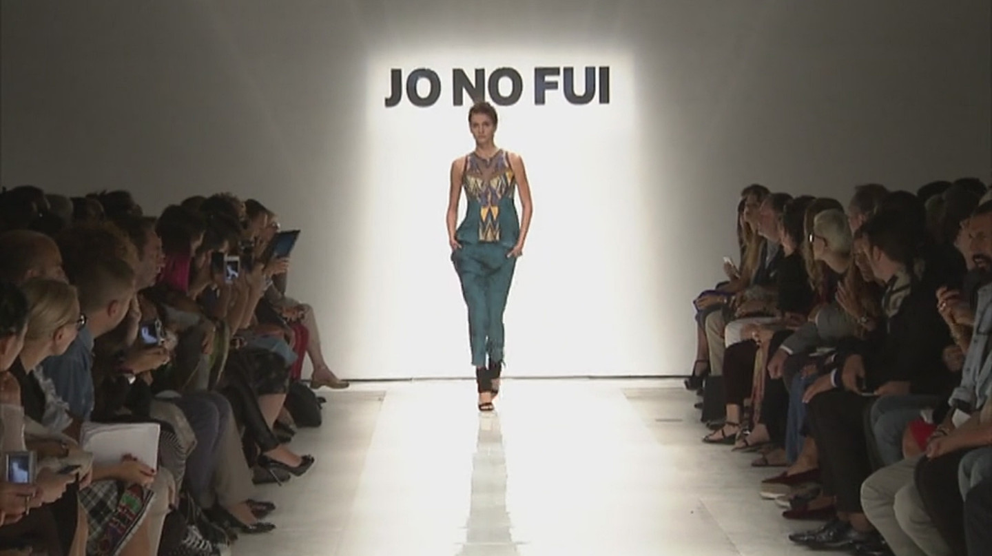 Jo No Fui Spring Summer 2013 Women's Fashion Show - Milano Fashion Week