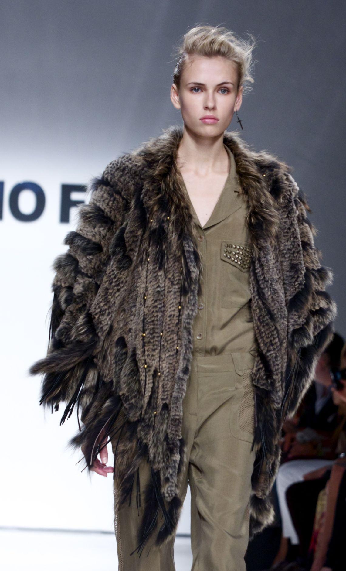 Jo No Fui Women's Collection 2013 Milan Fashion Week
