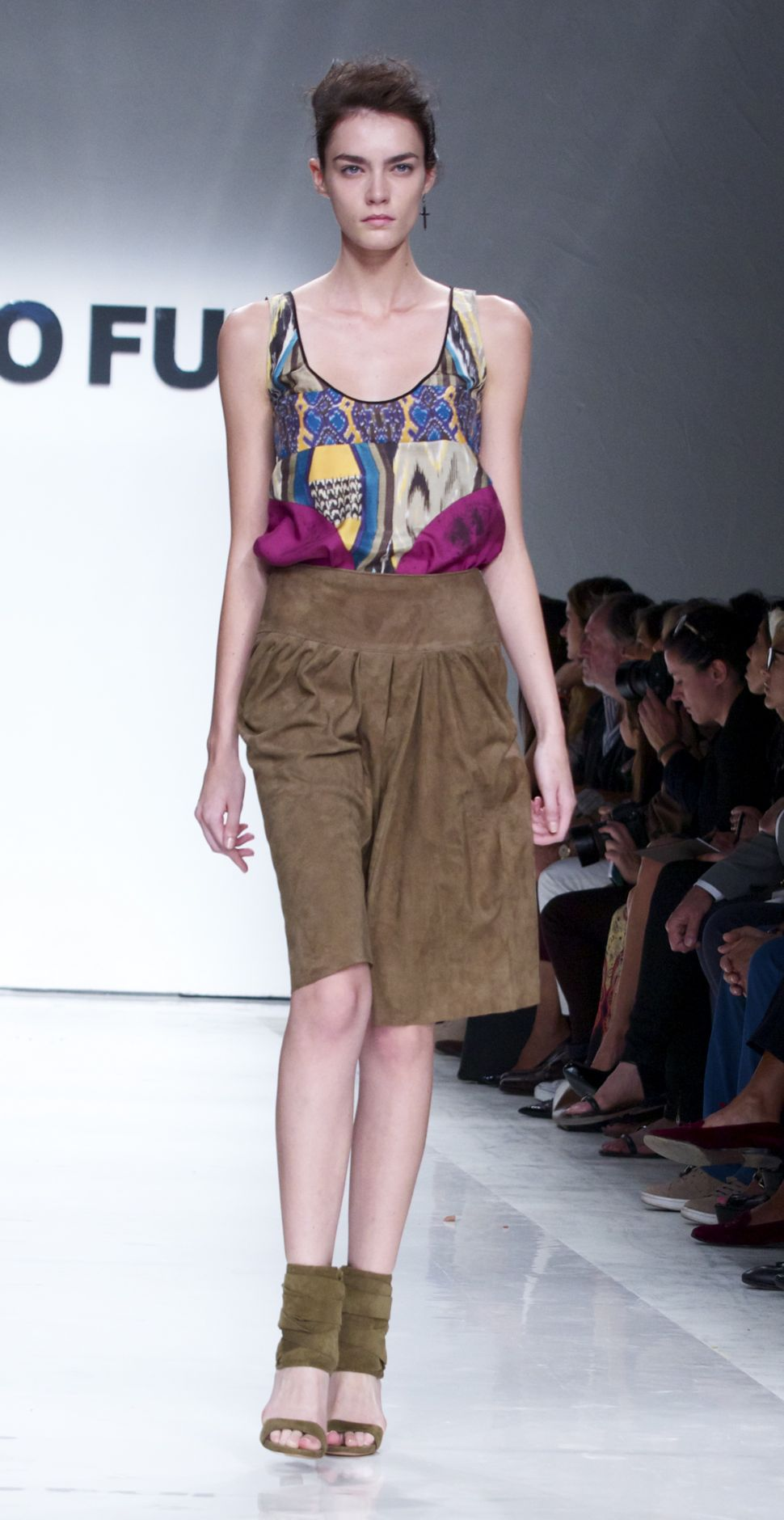 Jo No Fui Women's Collection 2013