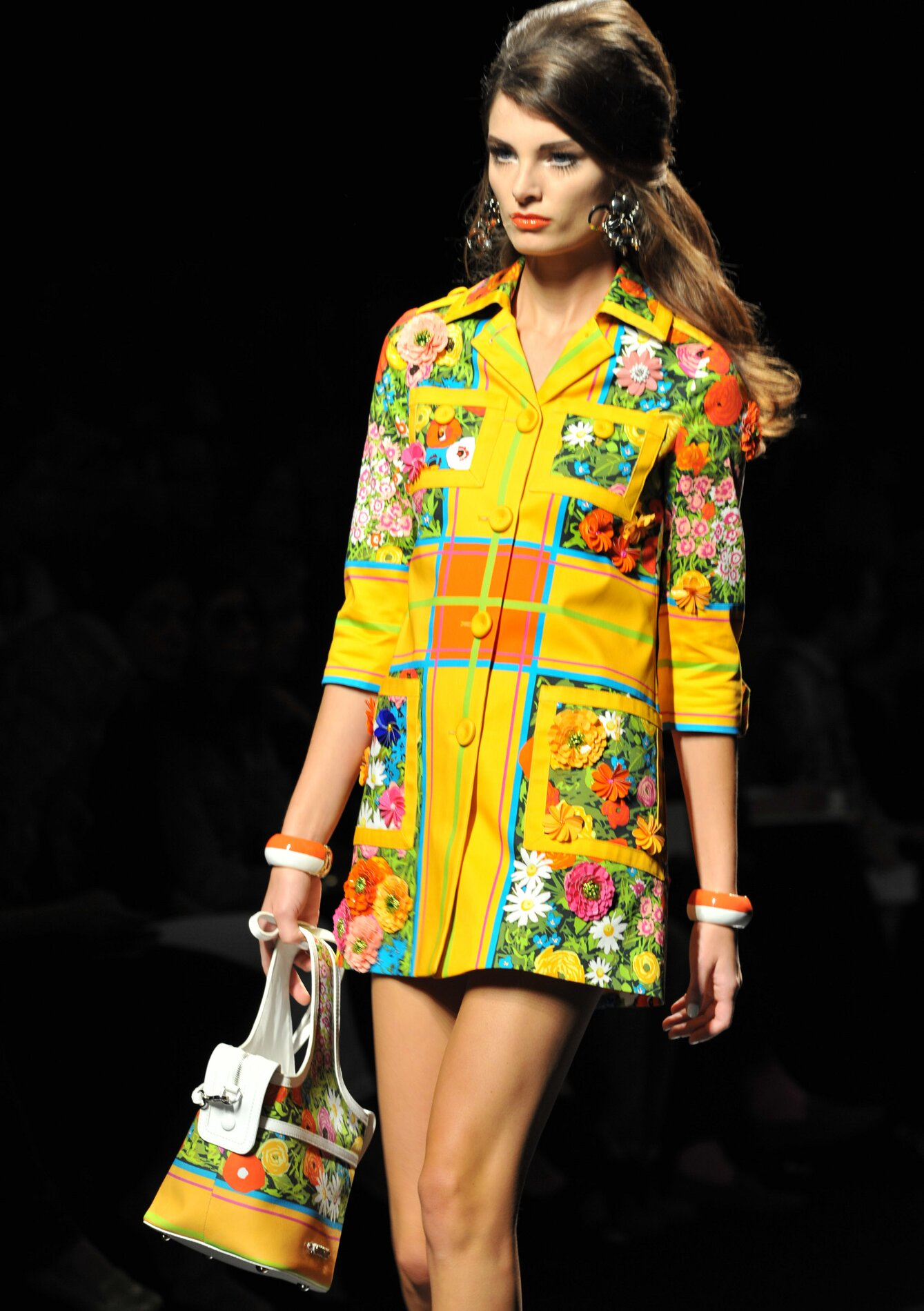 Moschino Color Dress