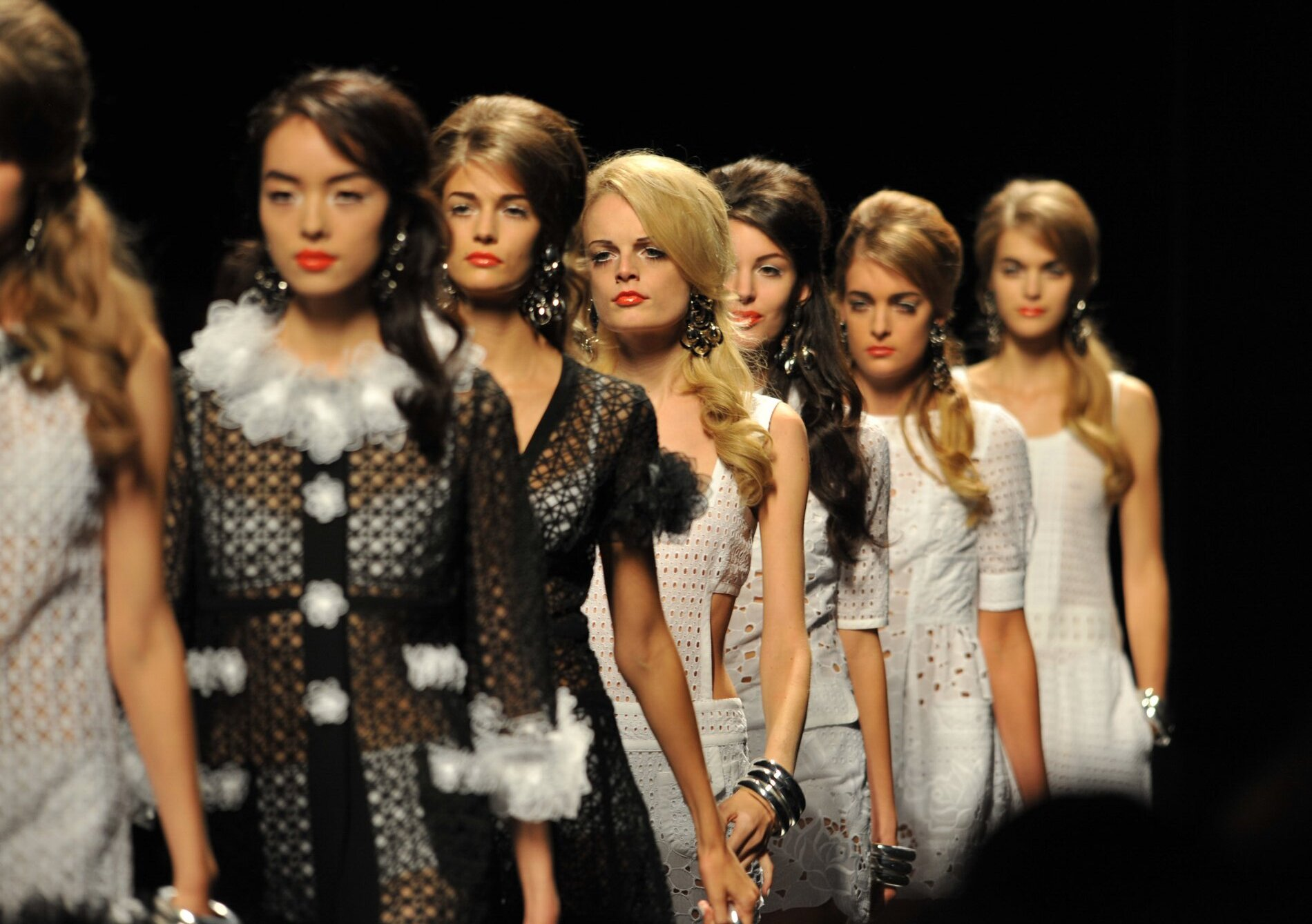 Moschino Fashion Show 2013 Milan