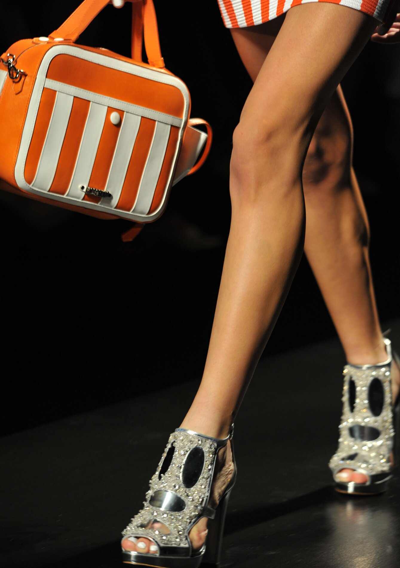 Moschino Shoes Detail