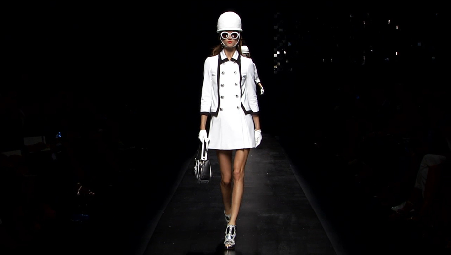 Moschino Spring Summer 2013 Women's Fashion Show - Milano Fashion Week