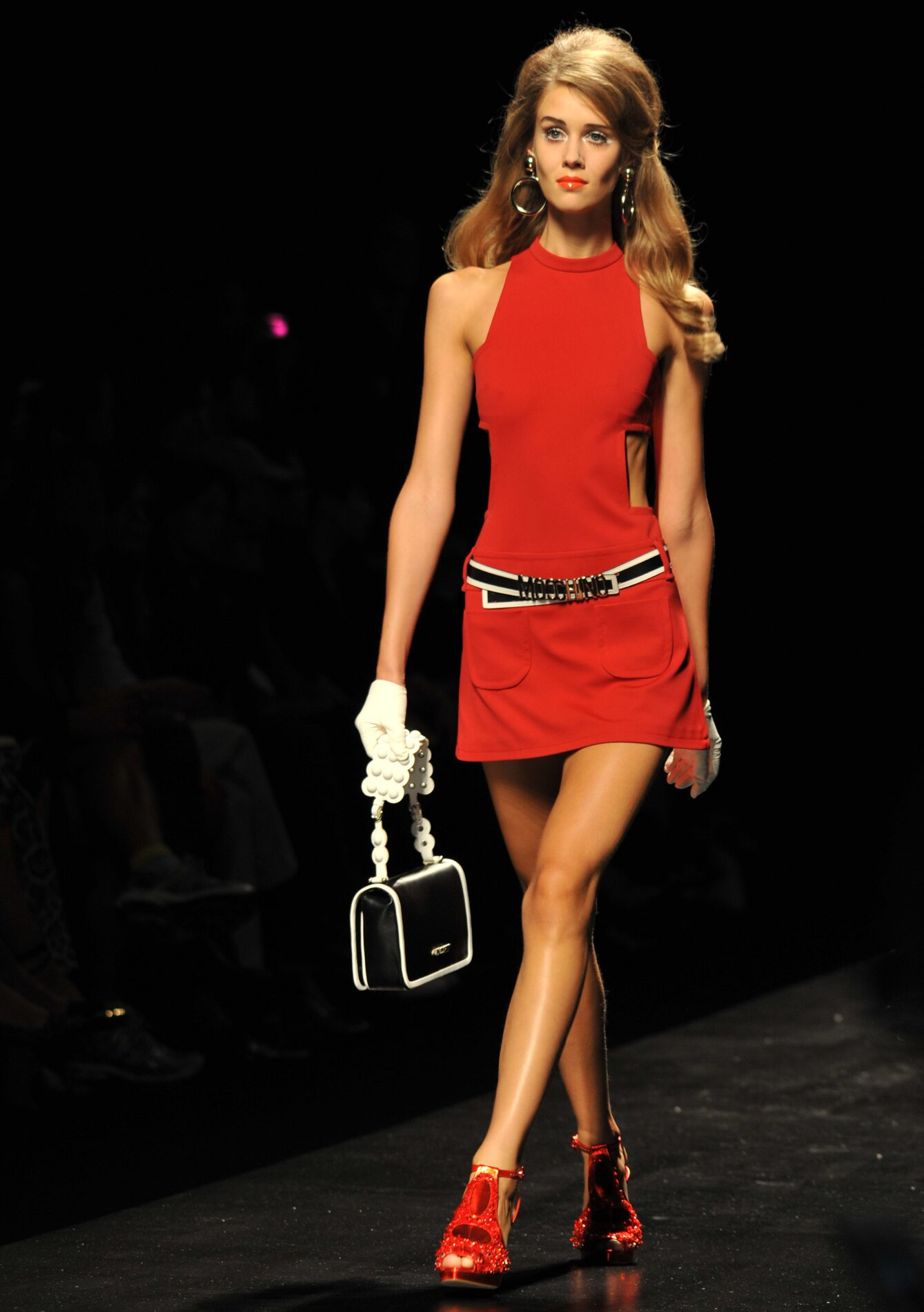 Moschino Women's Collection 2013