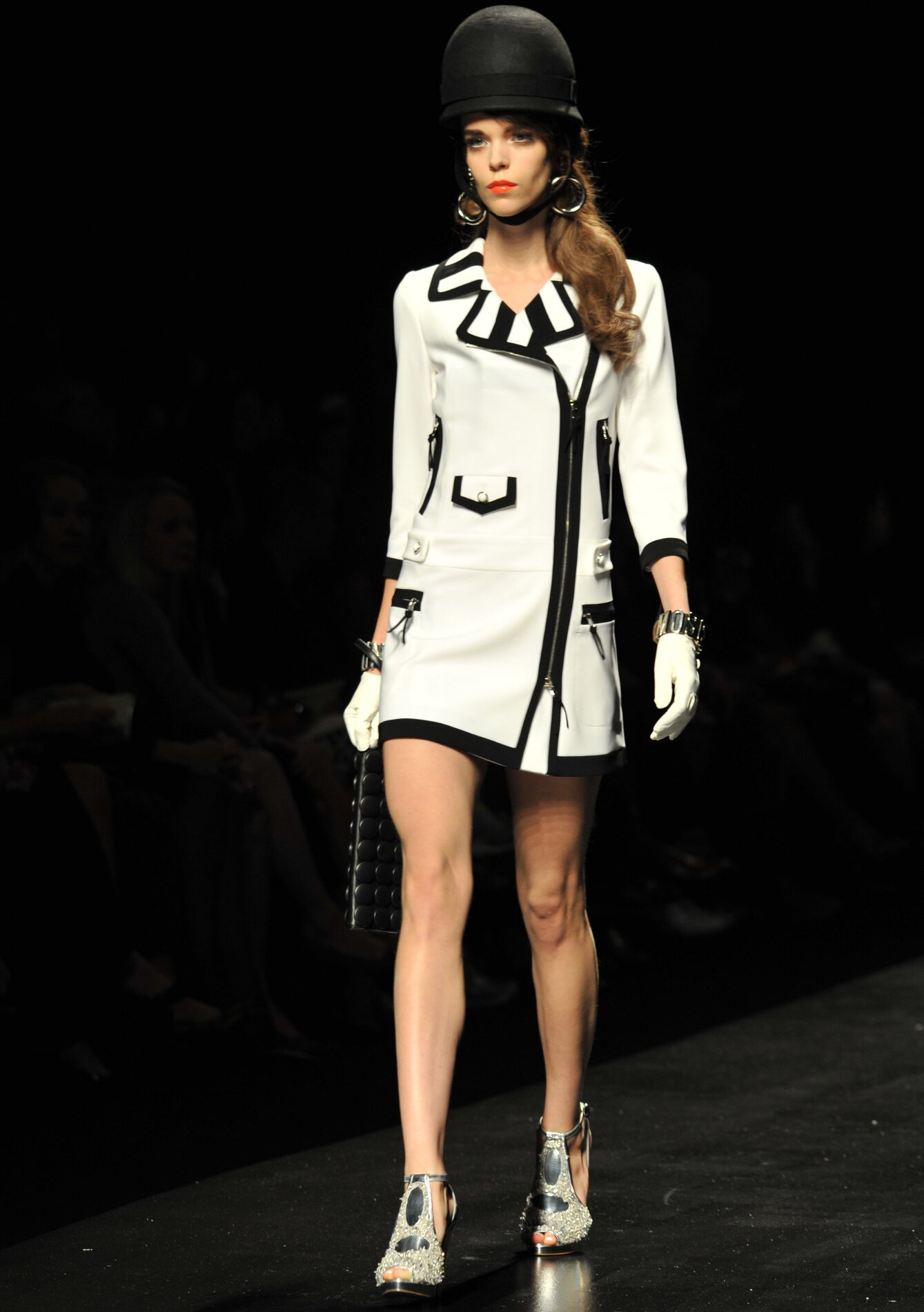 Spring 2013 Fashion Trends Moschino