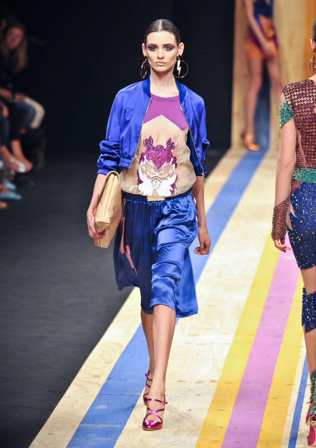Spring Summer 2013 Fashion Women's Collection Frankie Morello