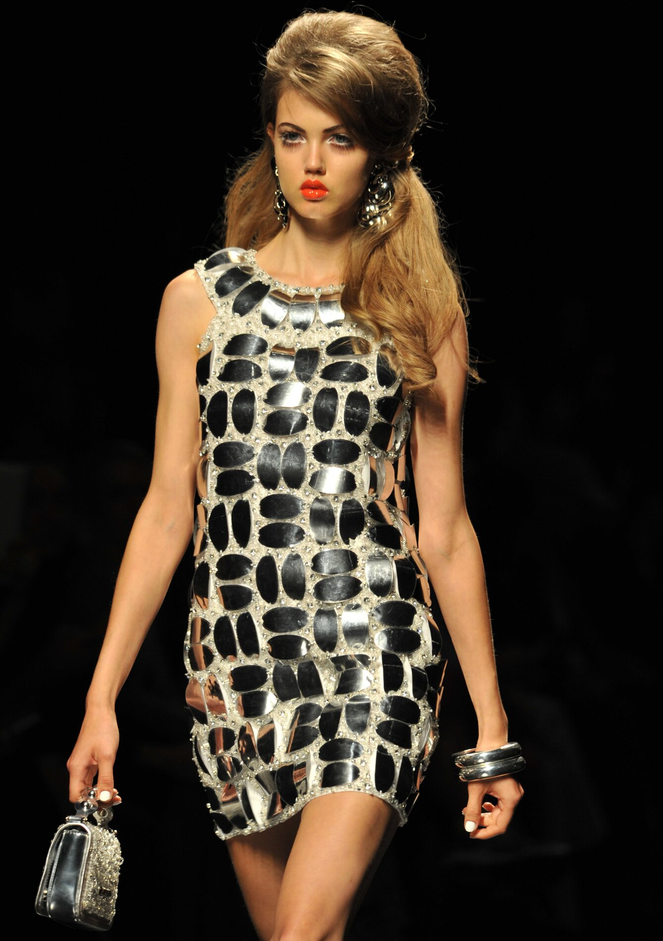 Spring Summer 2013 Fashion Women's Collection Moschino