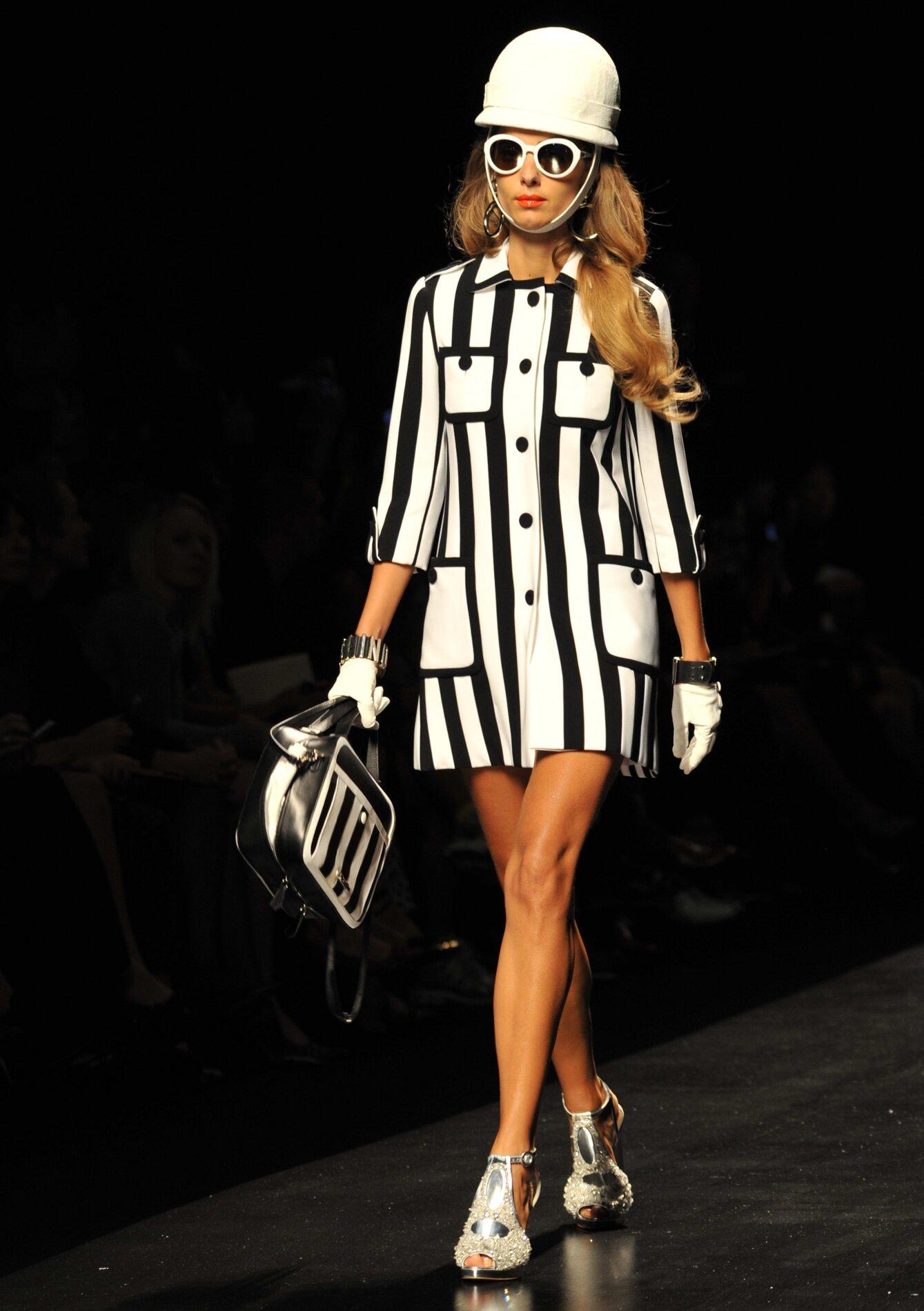 Summer 2013 Fashion Show Moschino