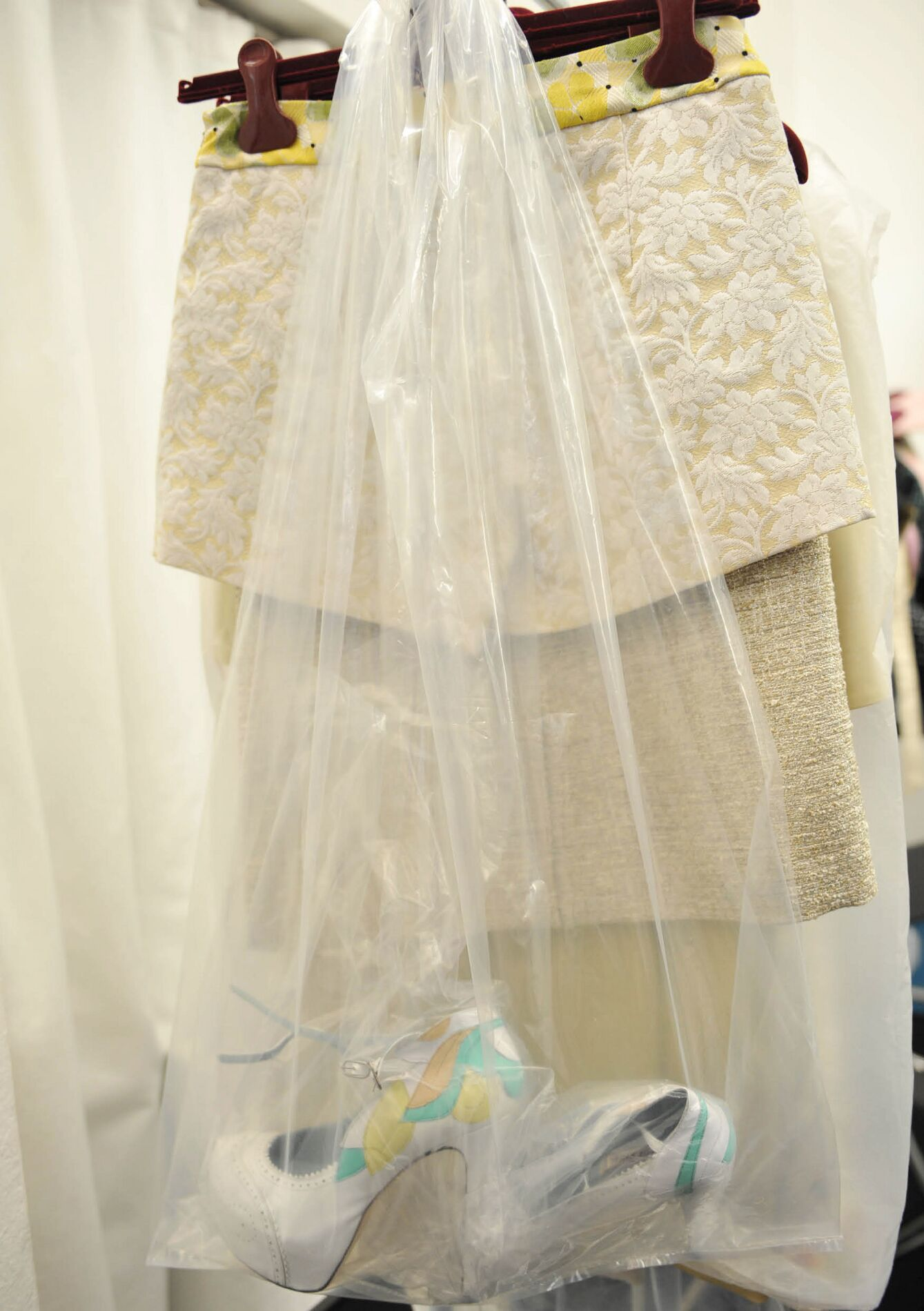 Antonio Marras Backstage Dress