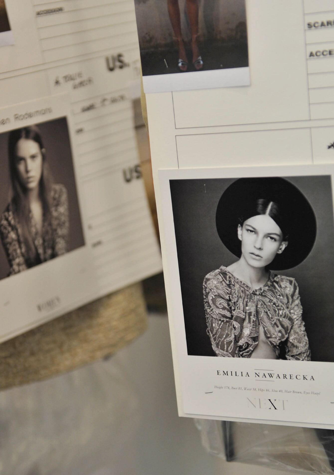 Antonio Marras Fashion Show Backstage Pictures