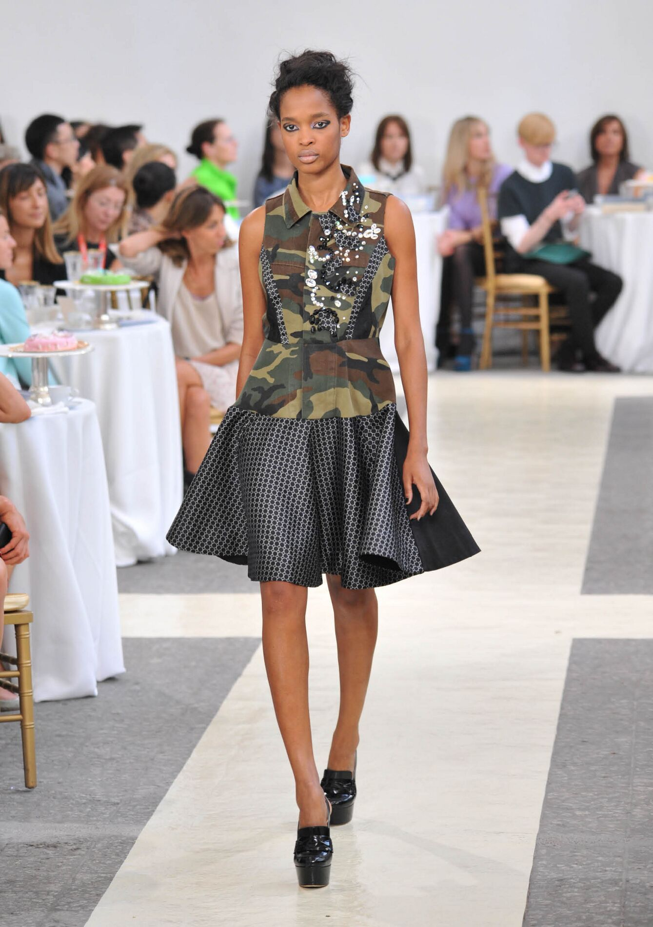 Antonio Marras Fashion Show Spring 2013