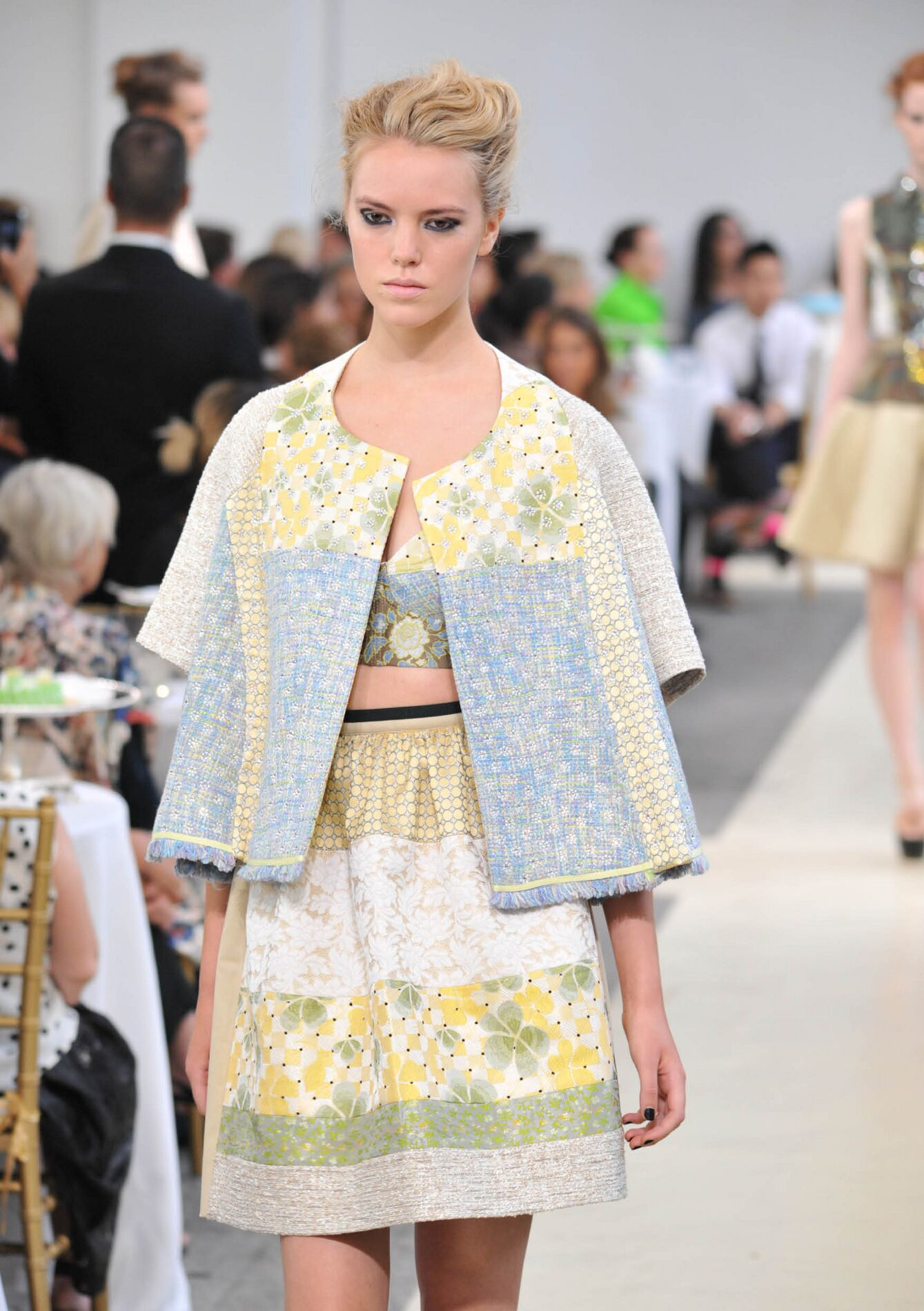 Antonio Marras Spring 2013 Catwalk