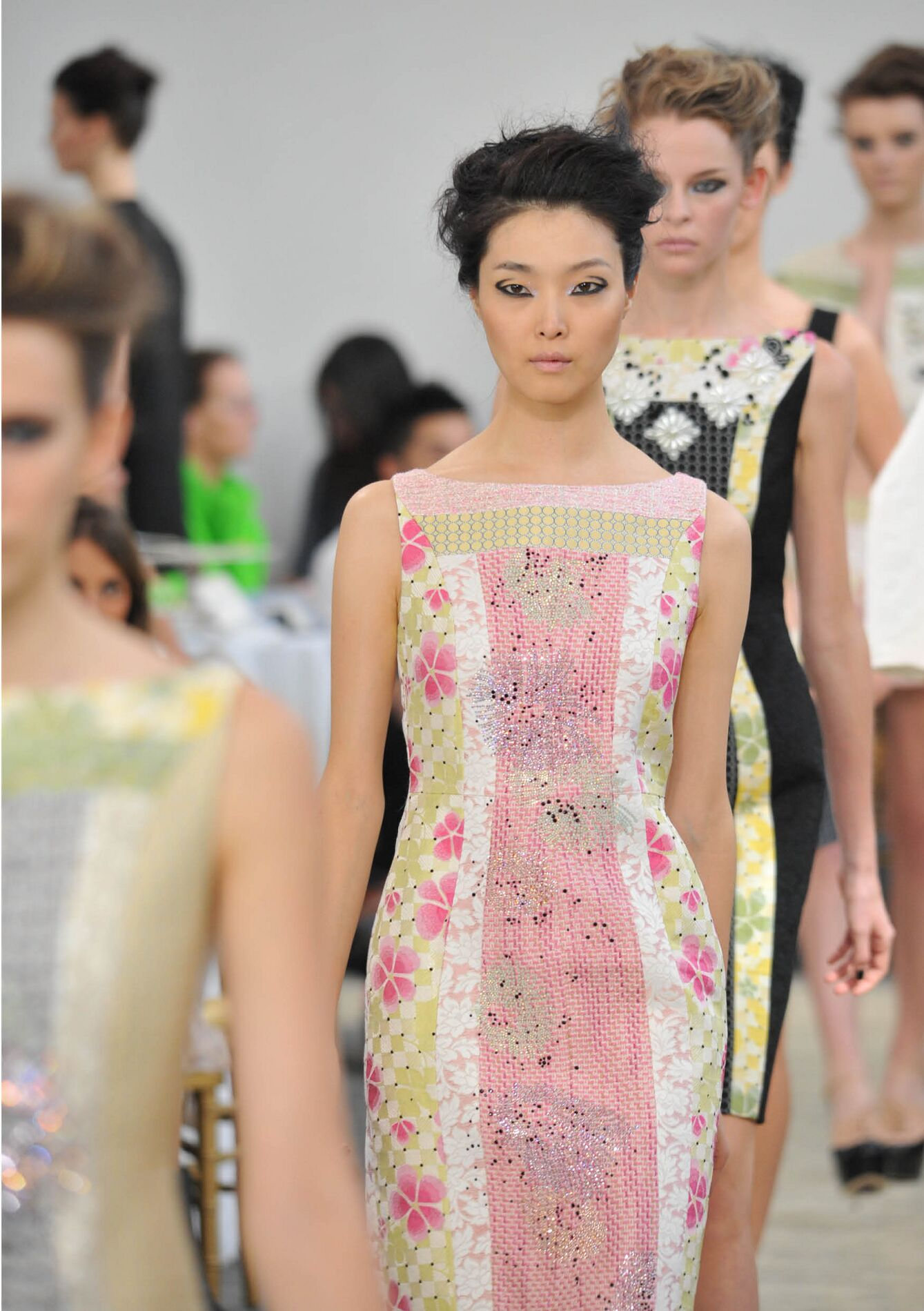 Antonio Marras Spring Summer 2013 Women Collection Milan Fashion Week Fashion Show