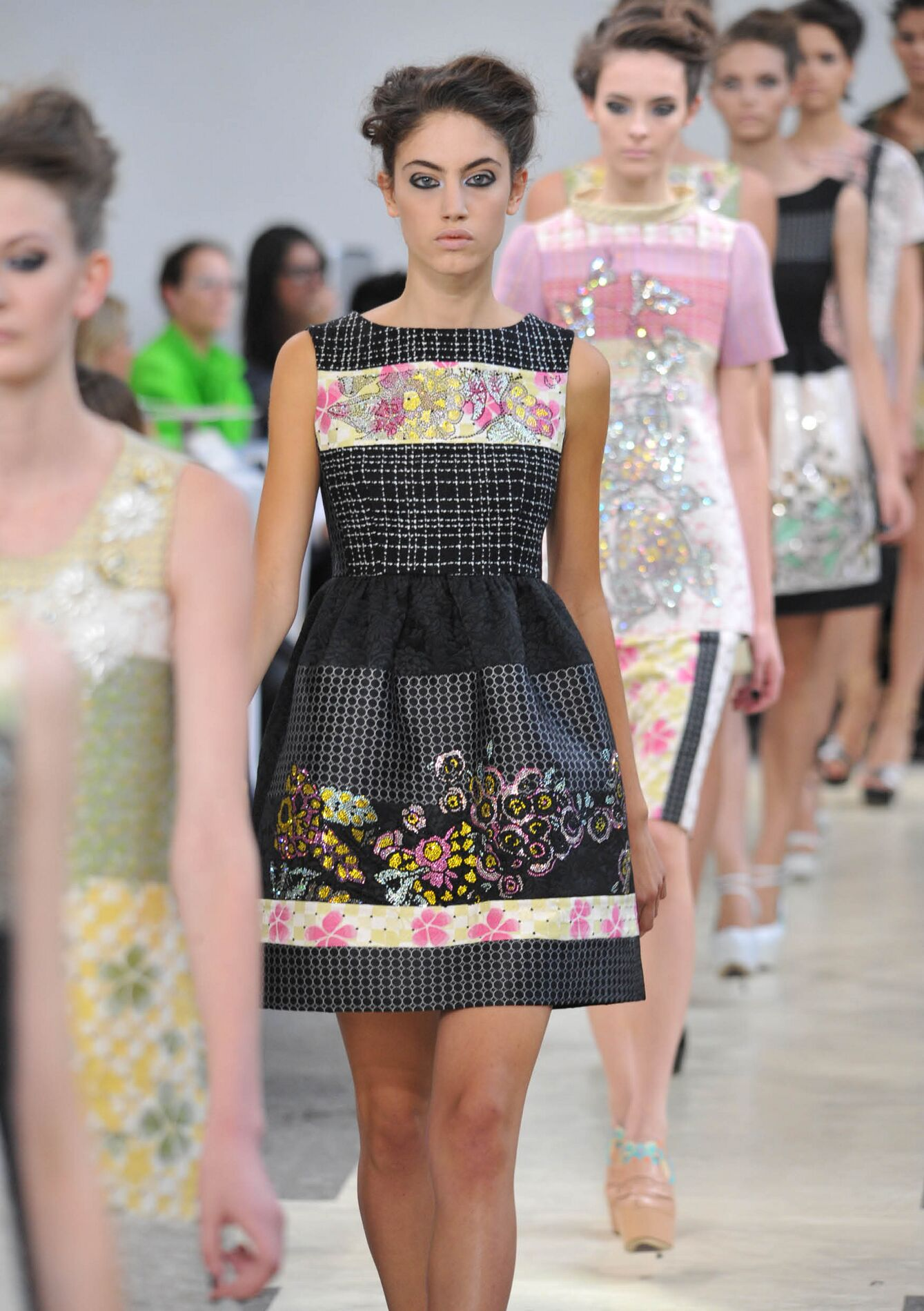 Antonio Marras Spring Summer 2013 Women Collection Milan Fashion Week