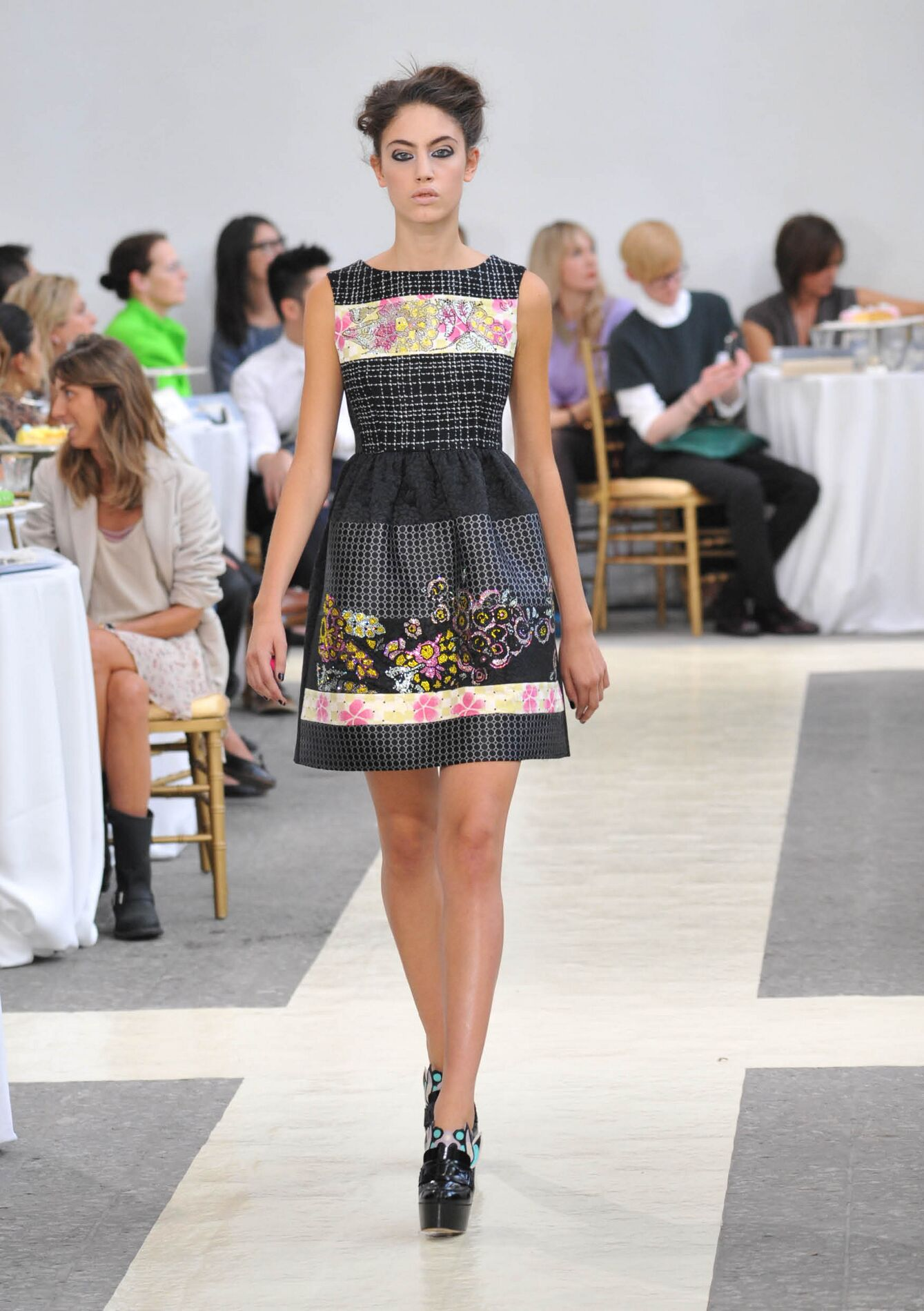 Antonio Marras Spring Summer 2013 Womenswear Collection Milano Fashion Week