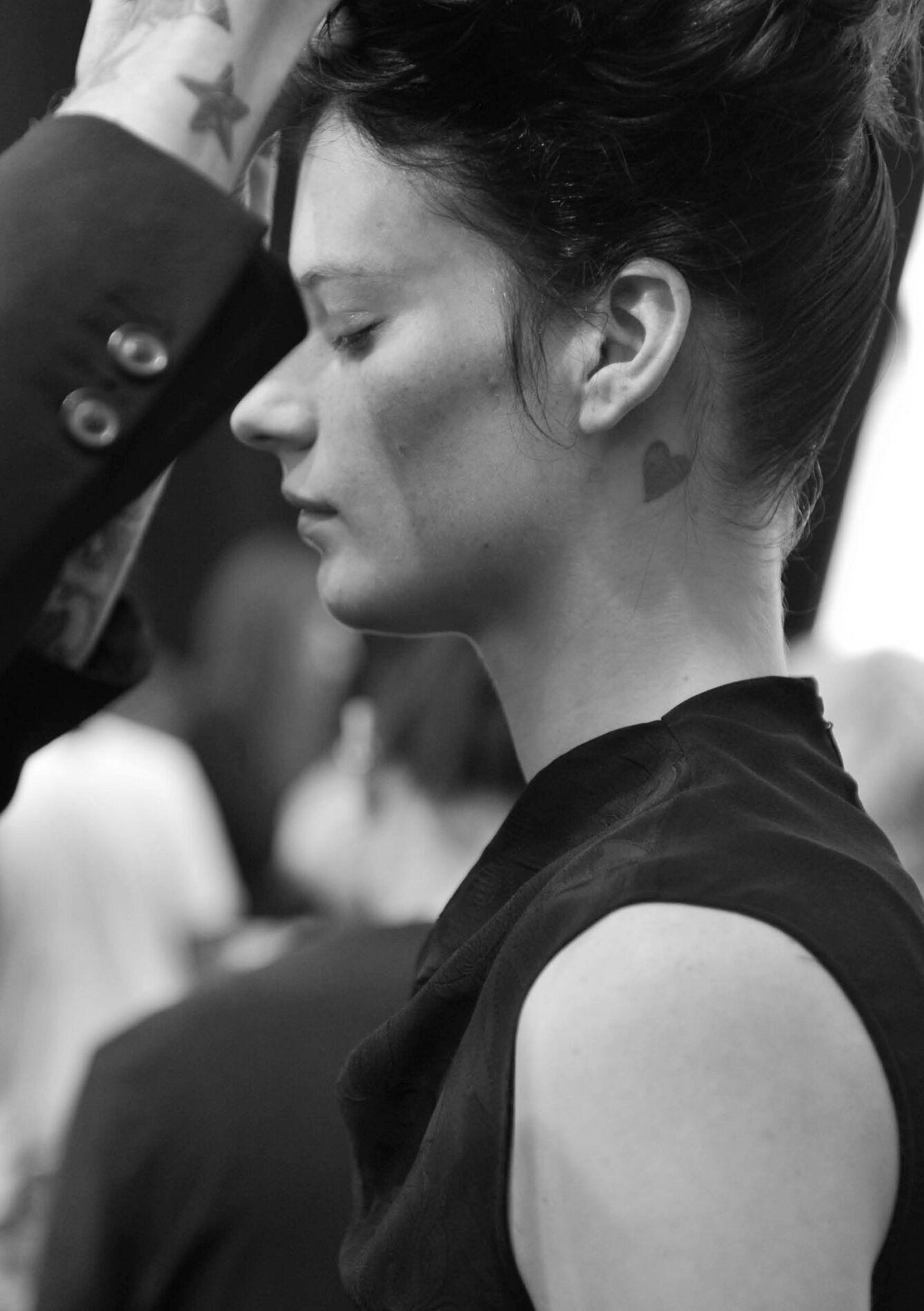 Backstage Woman Antonio Marras