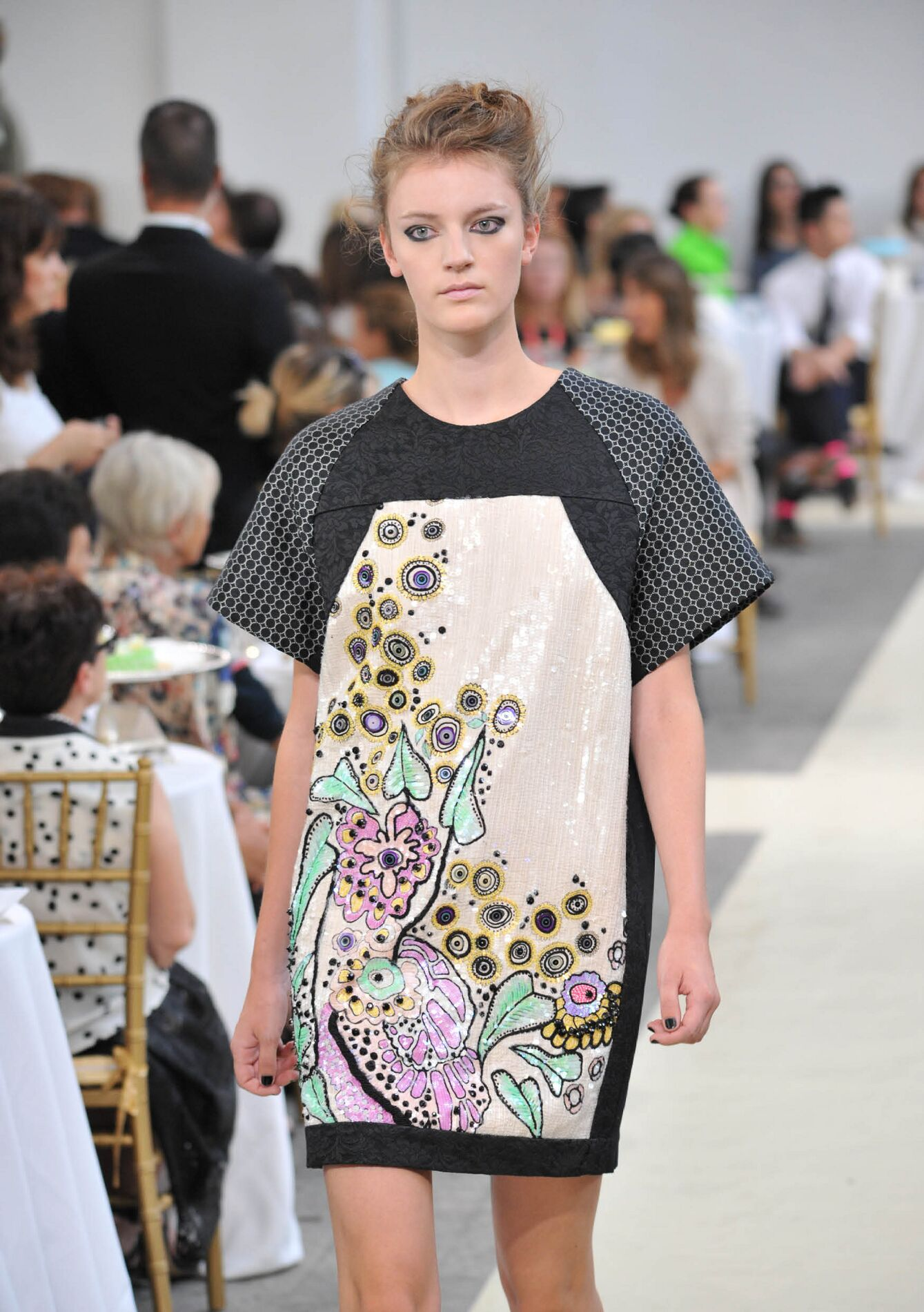 Catwalk Antonio Marras Spring Summer 2013 Women Collection Milan Fashion Week