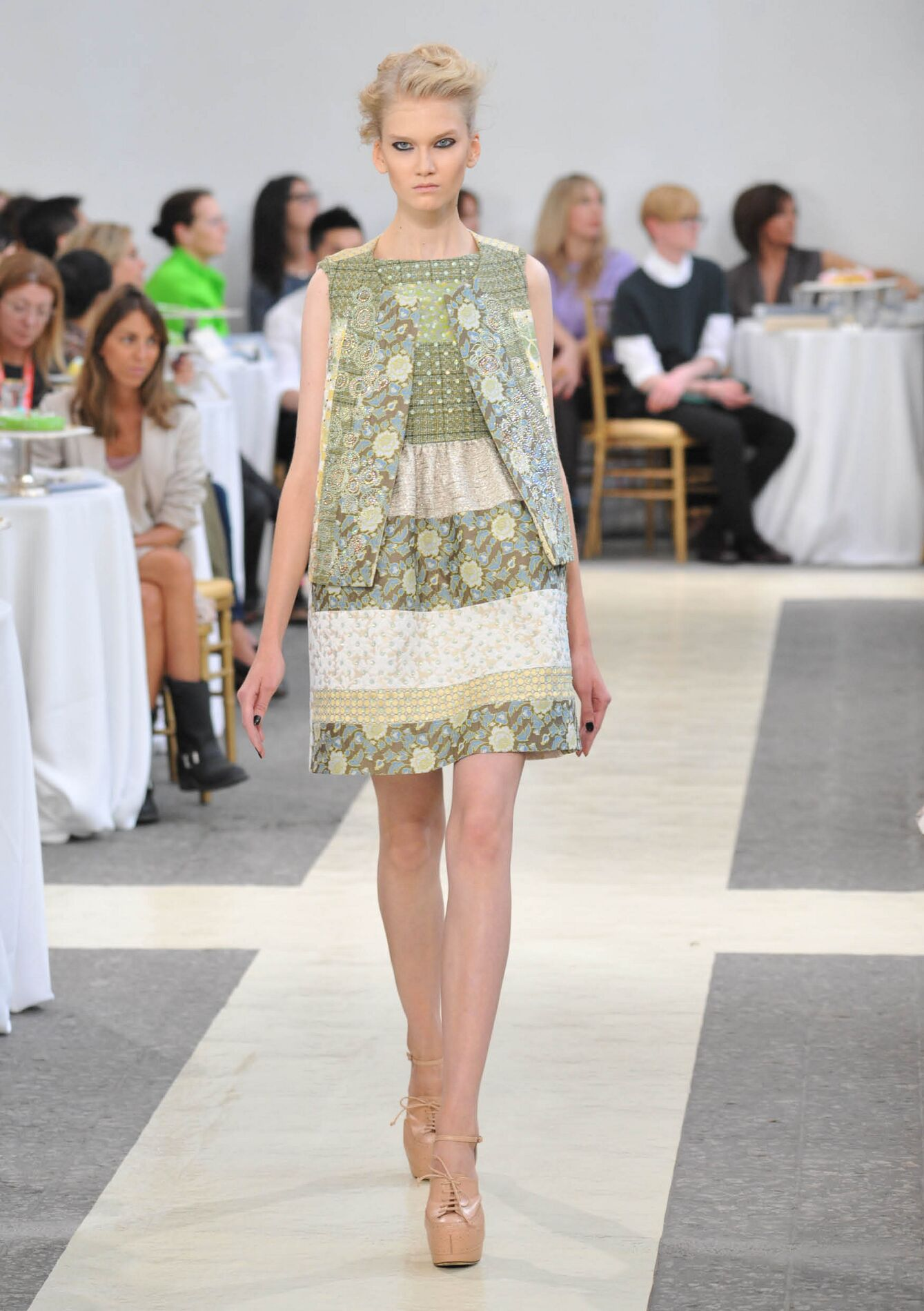 Catwalk Antonio Marras Summer 2013