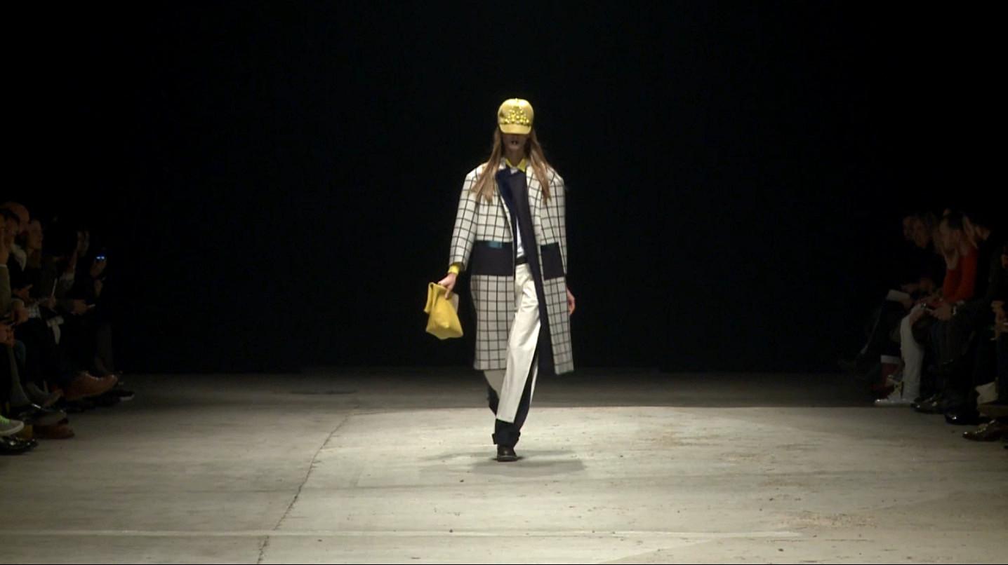 Andrea Pompilio Fall Winter 2013-14 Fashion Show - Pitti Uomo