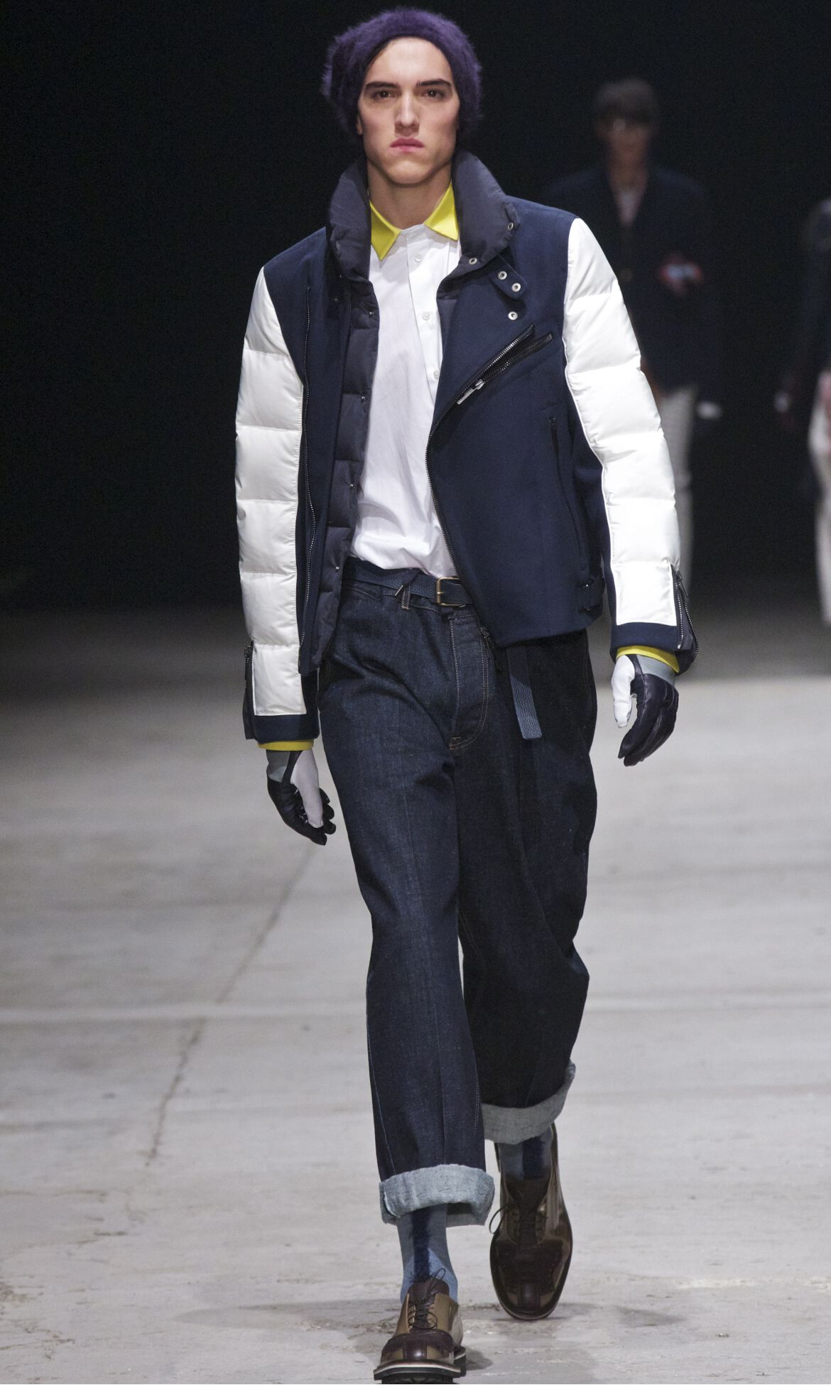 Andrea Pompilio Fall Winter 2013 14 Men Collection Pitti Uomo Fashion Show