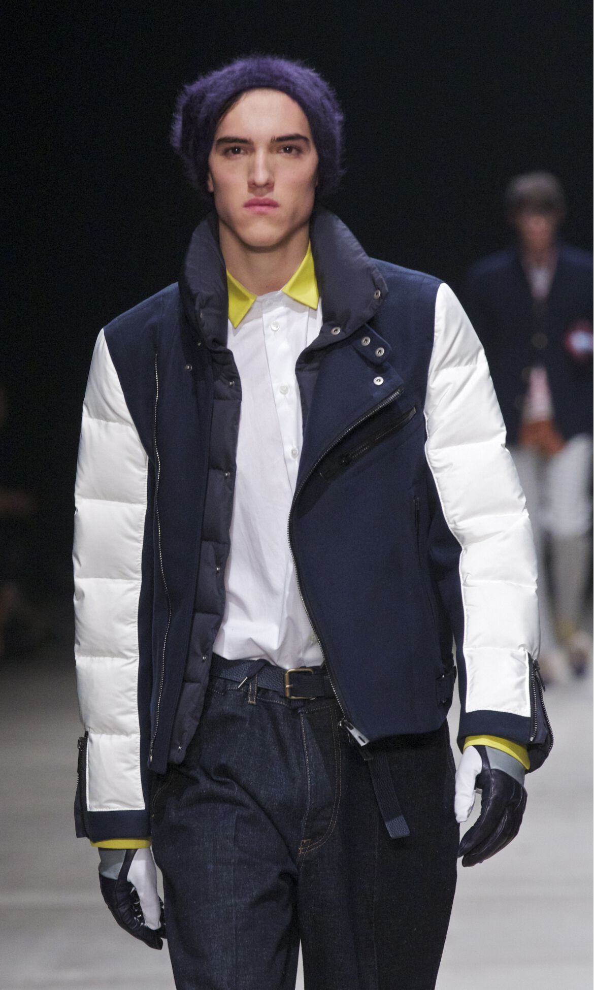Andrea Pompilio Fall Winter 2013 14 Mens Collection Pitti Uomo