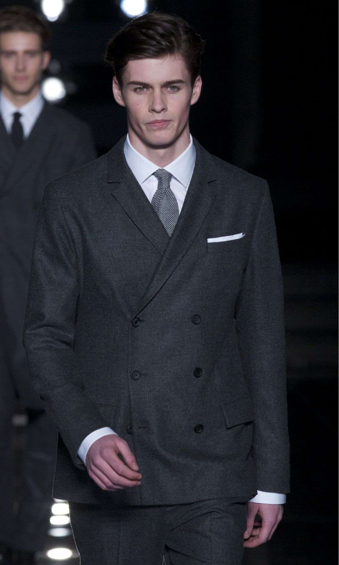 Catwalk Ermanno Scervino Fall Winter 2013 14 Men Collection Pitti Uomo