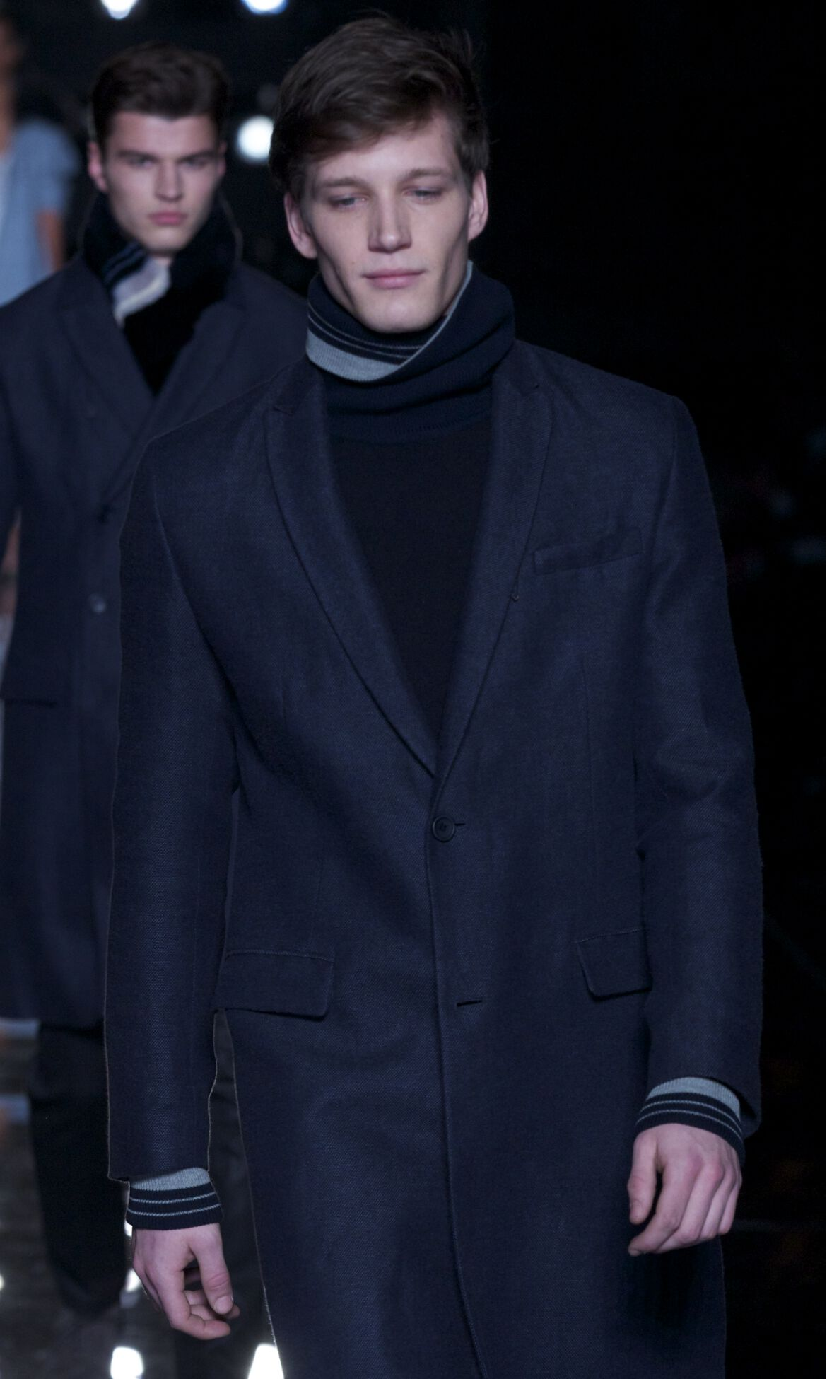 Catwalk Ermanno Scervino Fashion Show Winter 2013 Menswear