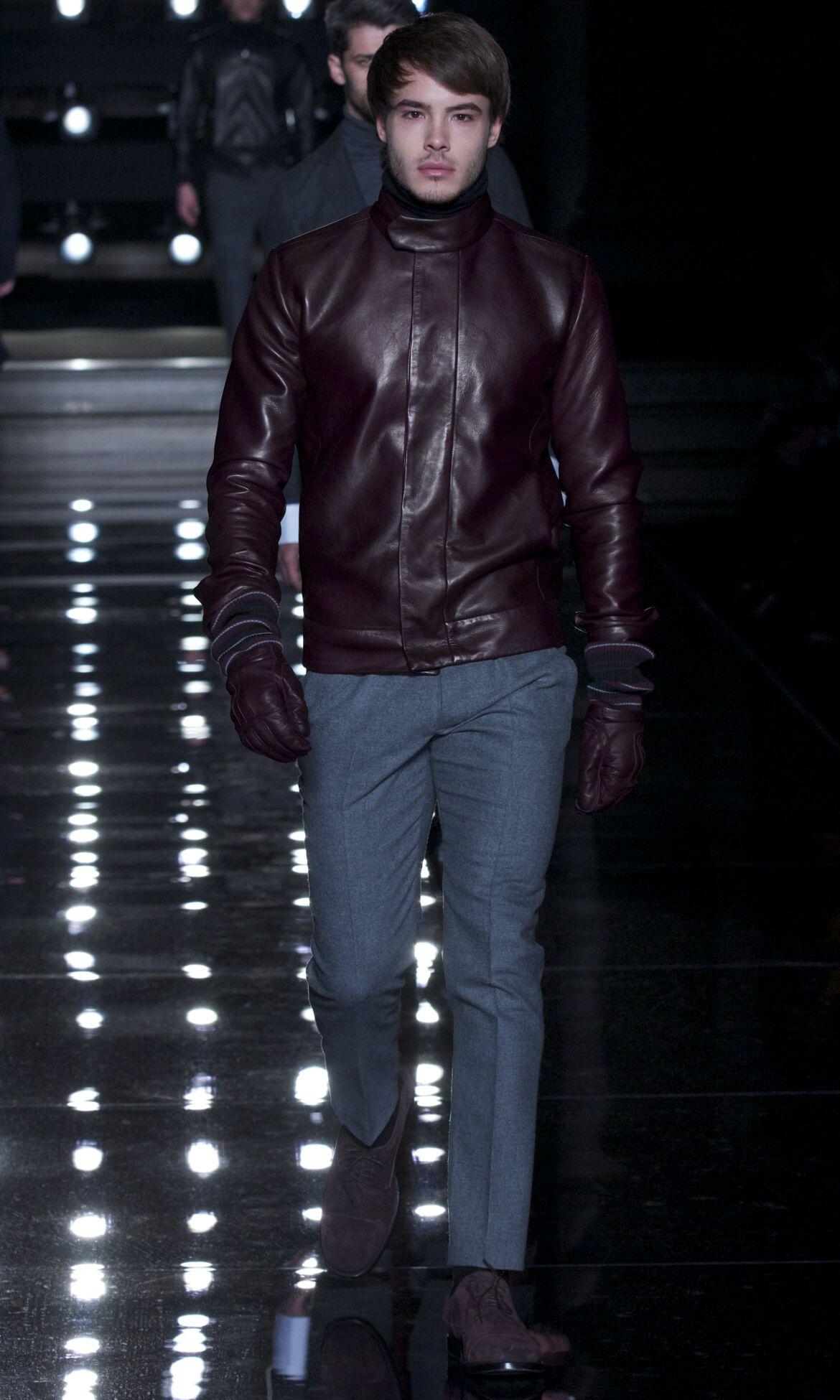 Ermanno Scervino Fall Winter 2013 14 Menswear Collection Pitti Uomo